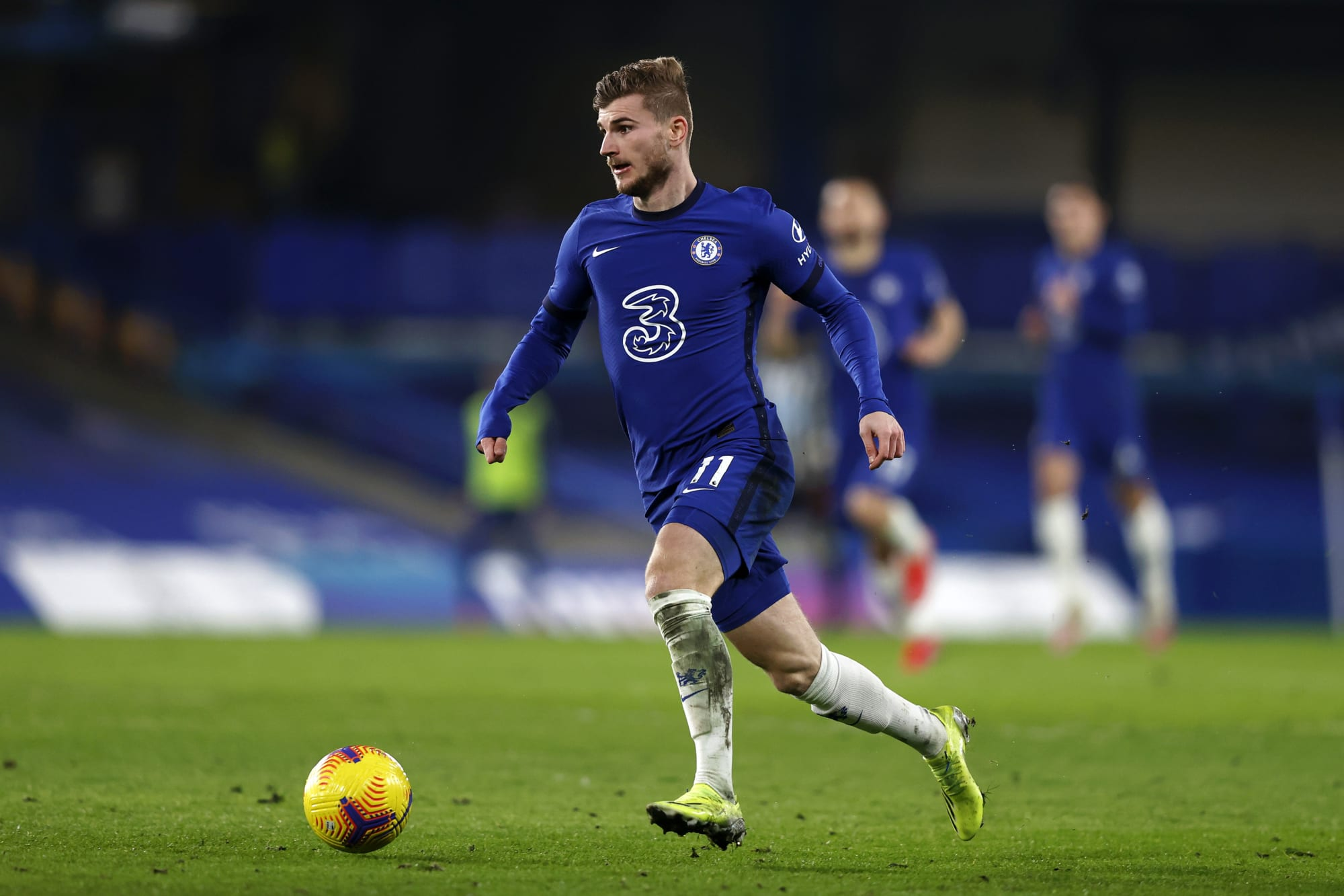Chelsea's Werner may be profligate, but that isn't the problem (Pt. 1)
