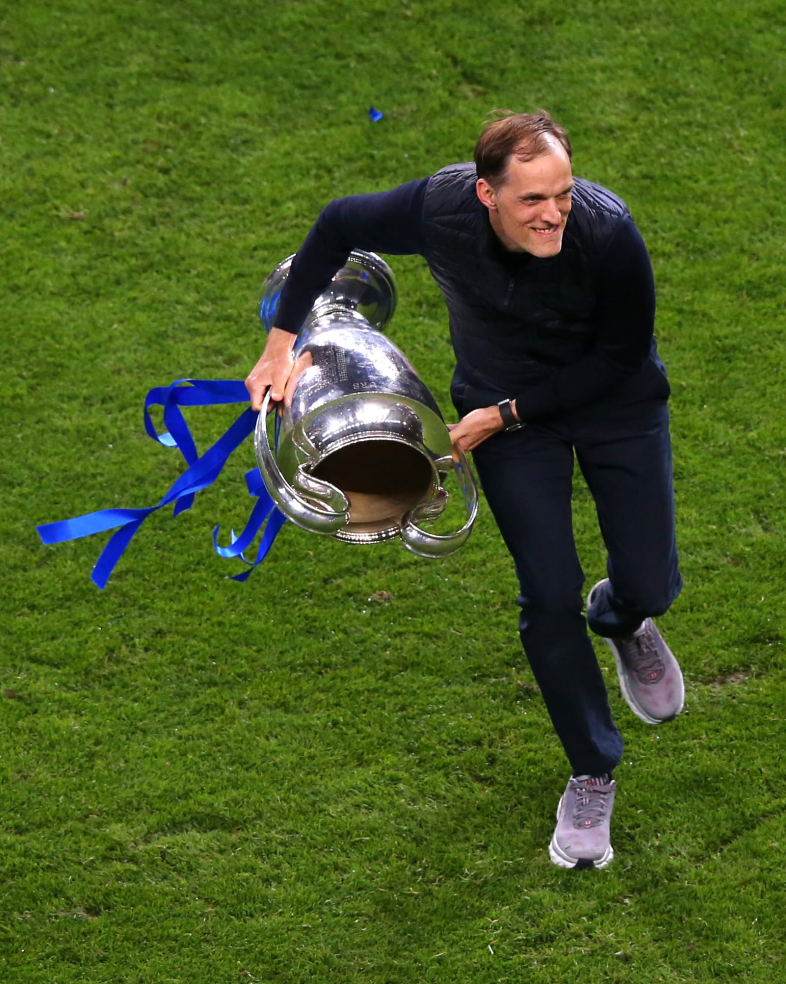 Chelsea's Thomas Tuchel is the best German manager, officially