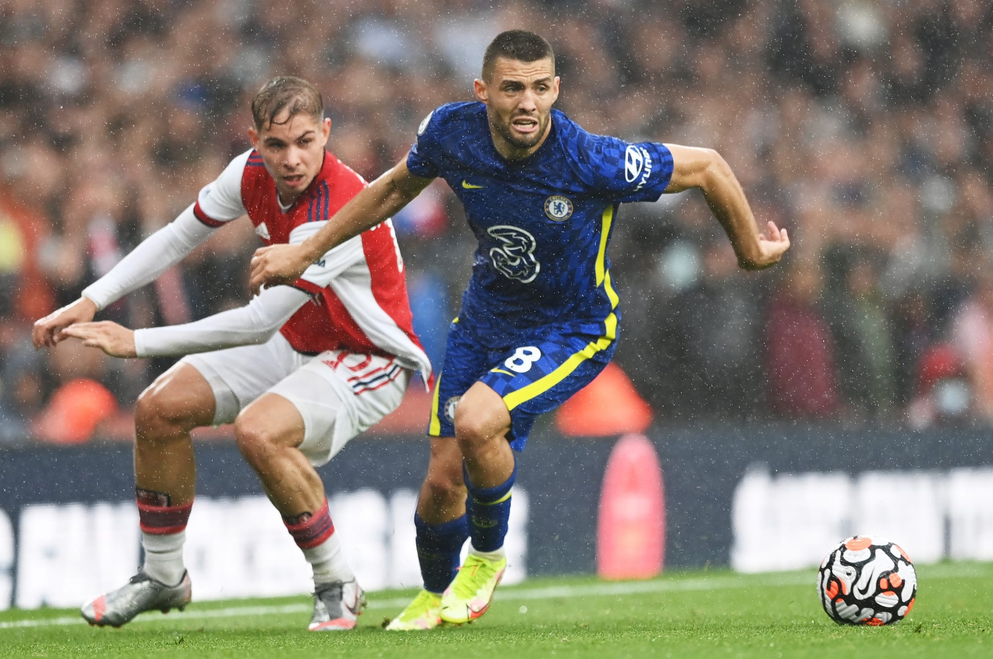 Chelsea: Midfield is a race to the top…and the bottom