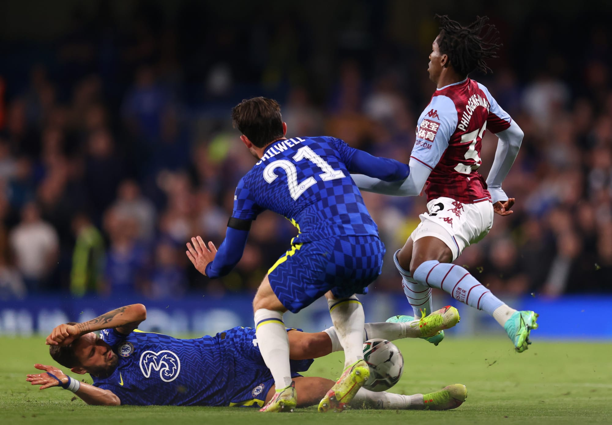 Chelsea: Expecting fluidity and teamwork is ignoring reality