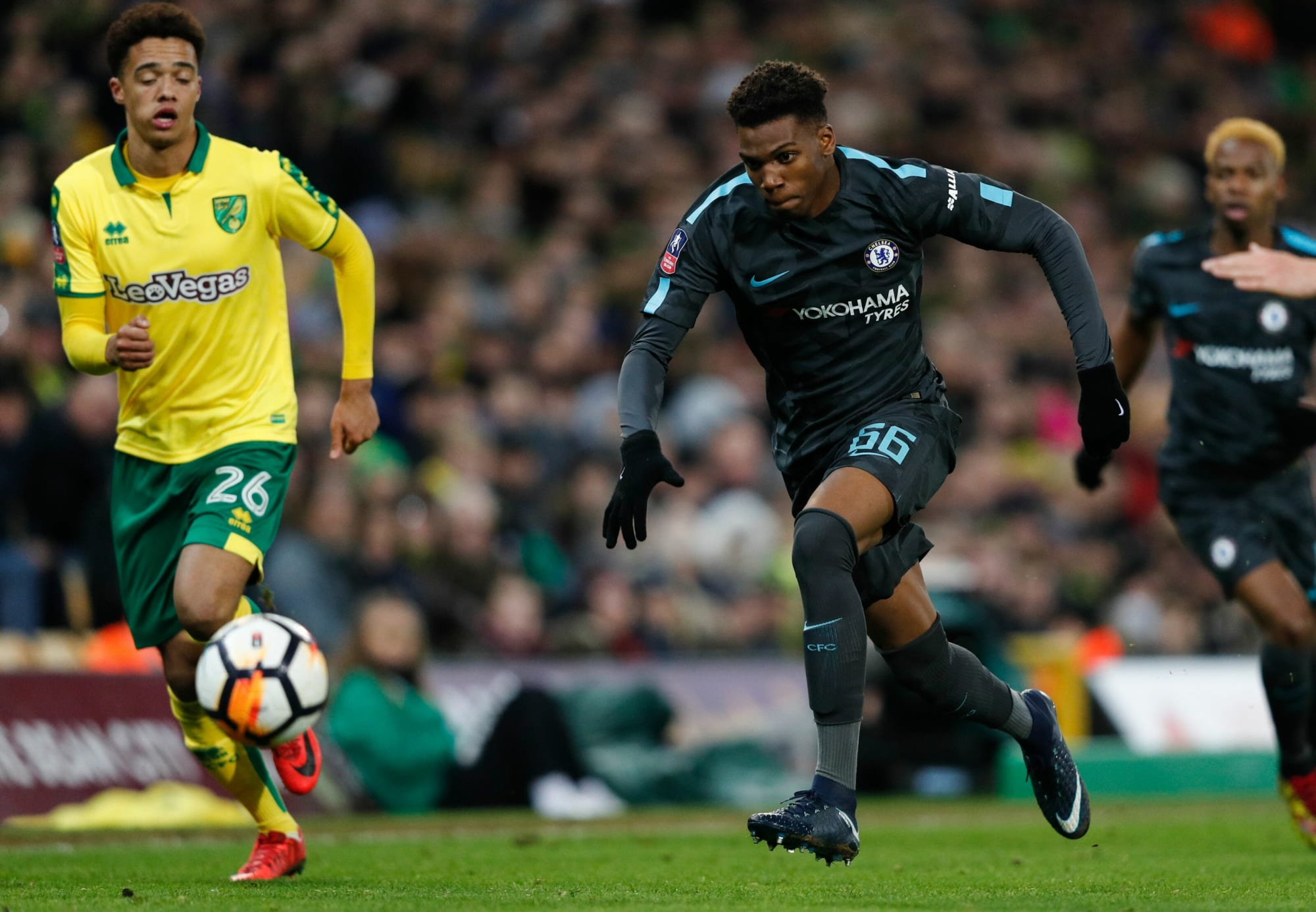 Could Dujon Sterling be Chelsea's next Victor Moses?