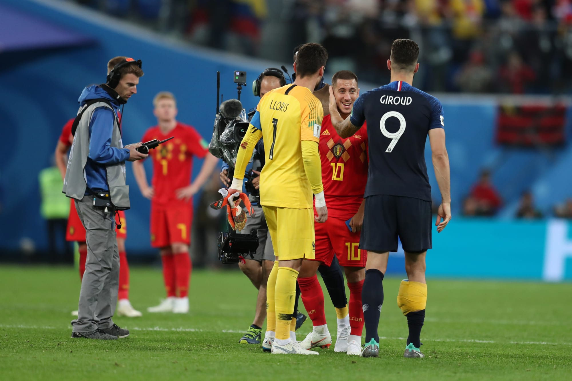Chelsea: Familiar dynamic plays out for Eden Hazard in ...