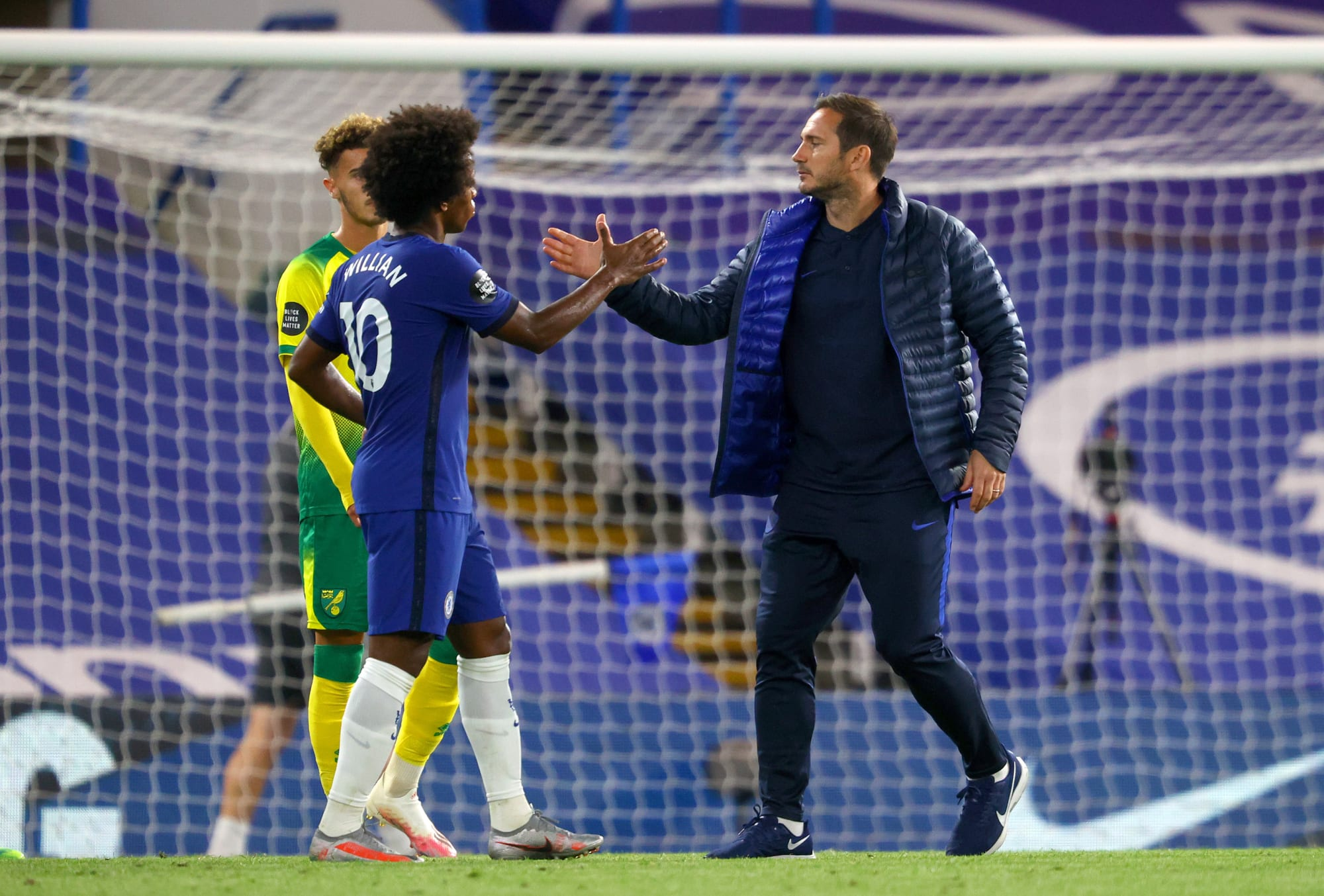 The famous 10: Chelsea's seven options to inherit Willian's number