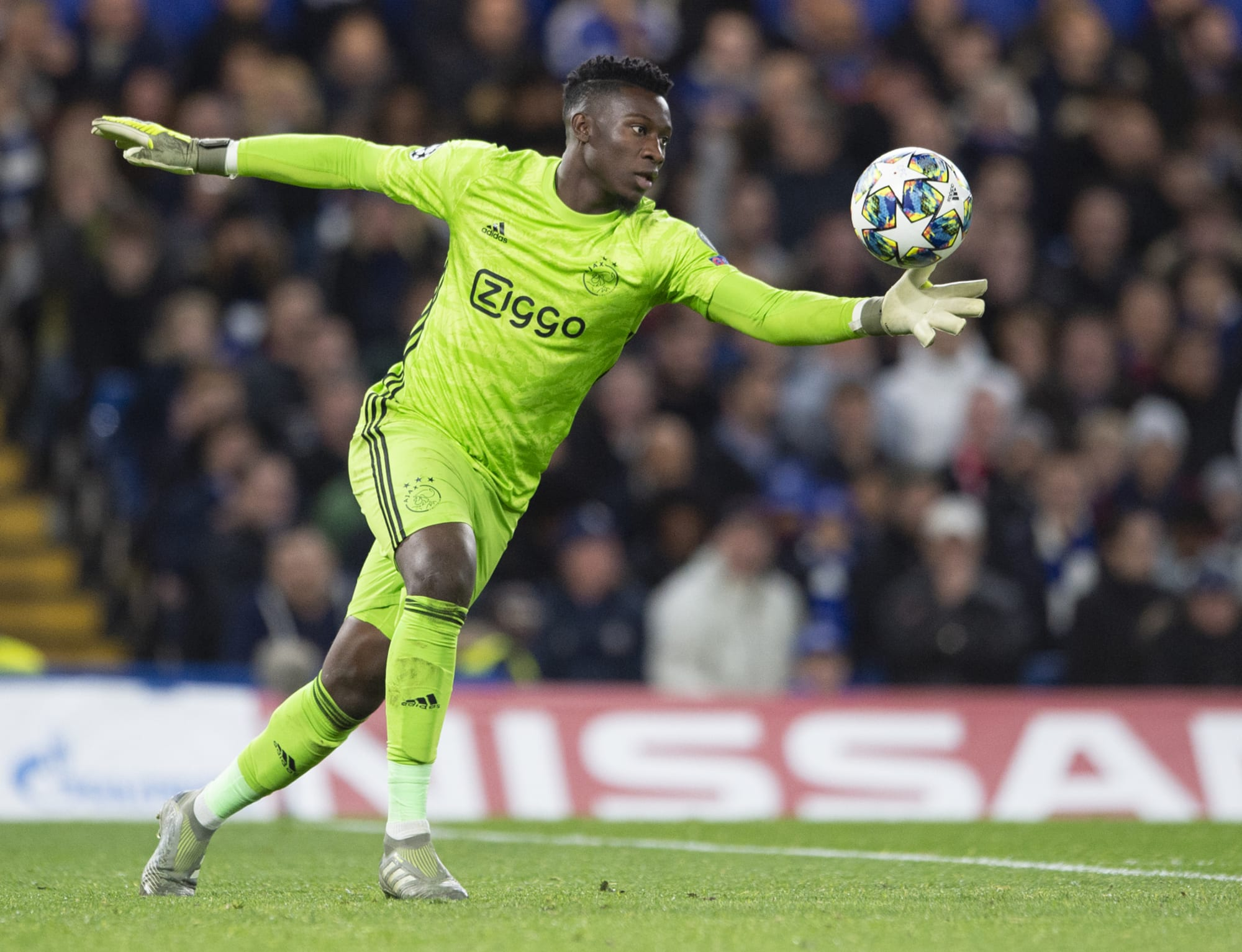 Chelsea: Andre Onana would be no more of a gamble than Kai Havertz