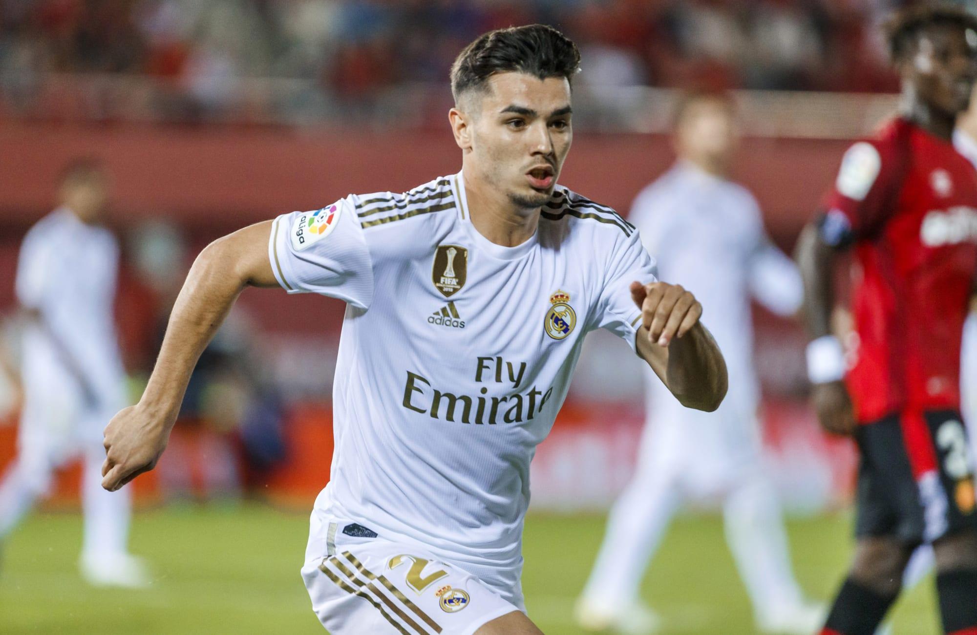 AC Milan ký hợp đồng với tiền đạo Brahim Diaz của Real Madrid