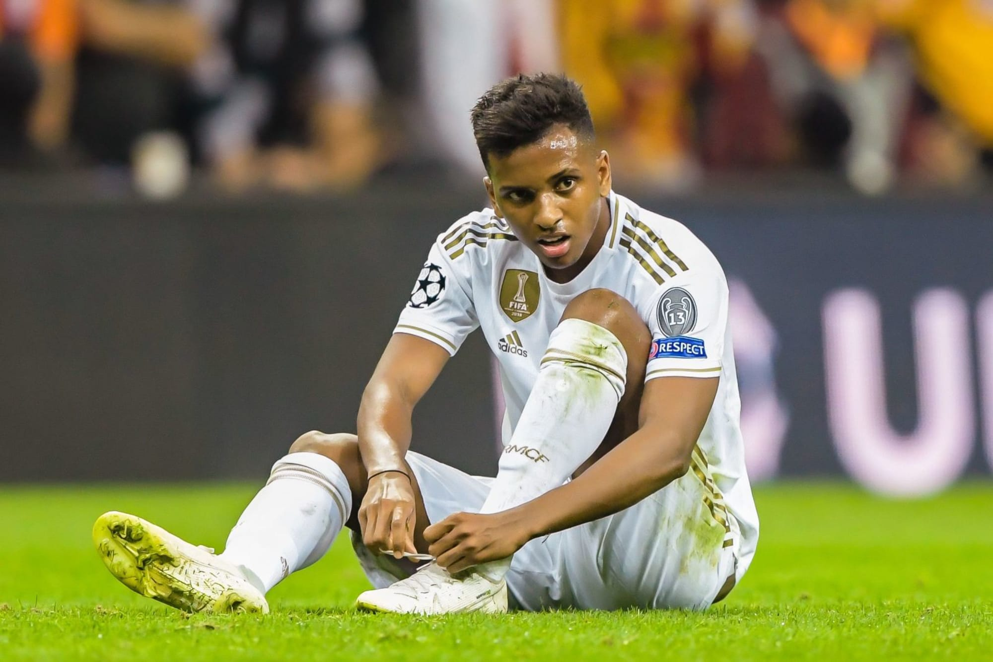 Real Madrid Must Play Rodrygo Goes On The Left Or Loan Him