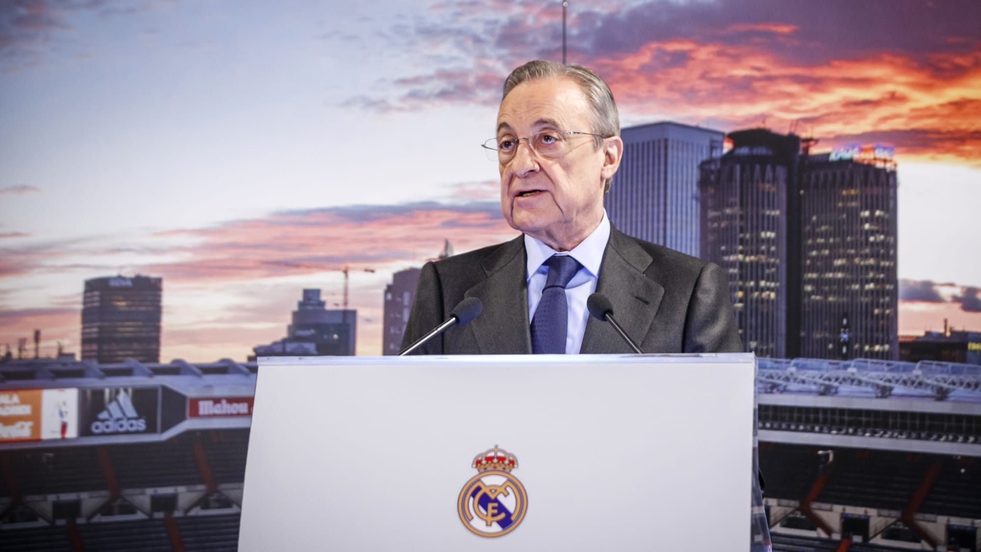 Real Madrid must have faith in what they are building