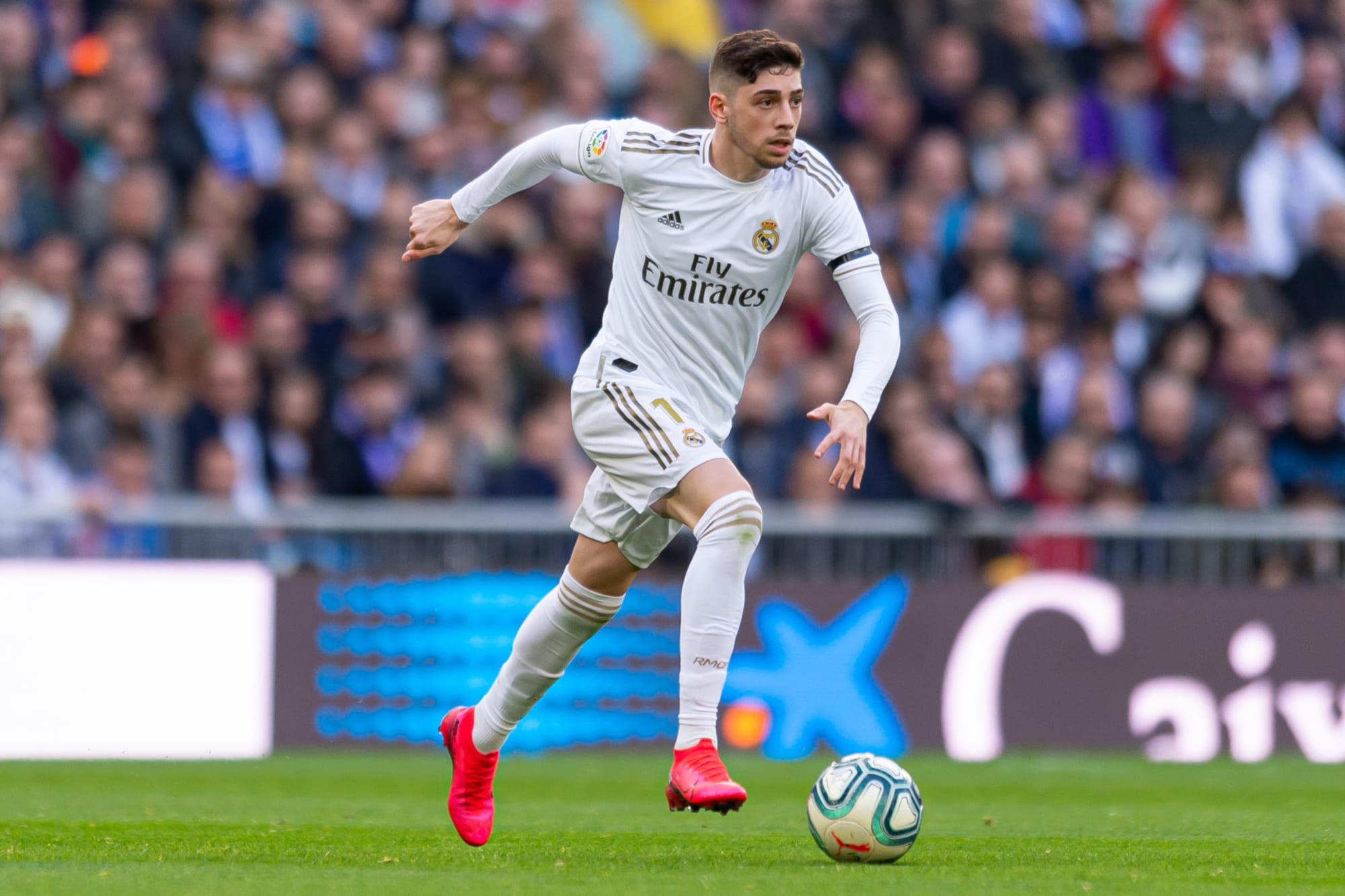 Real Madrid: Fede Valverde is already a big-game player
