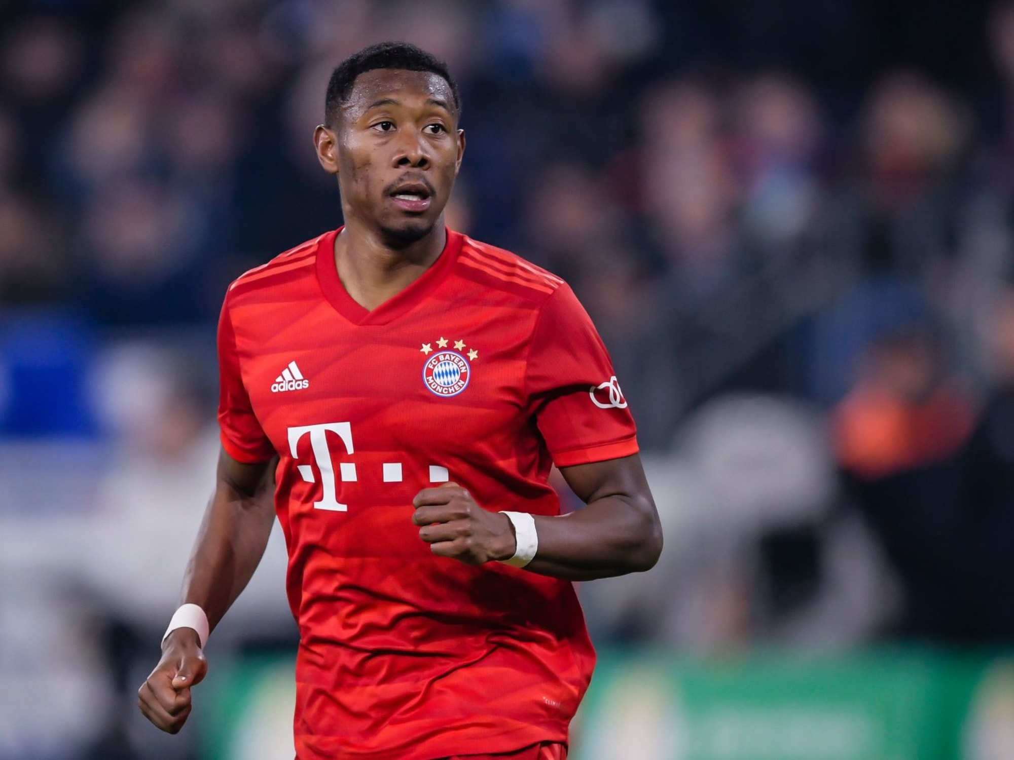 Real Madrid David Alaba Would Be A Midfield Option