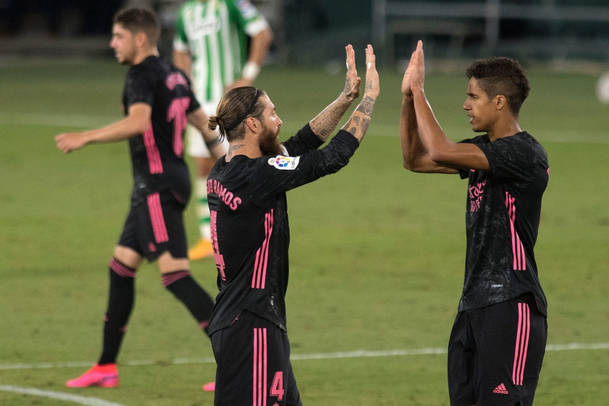 Real Madrid Ups And Downs After Win Over Real Betis