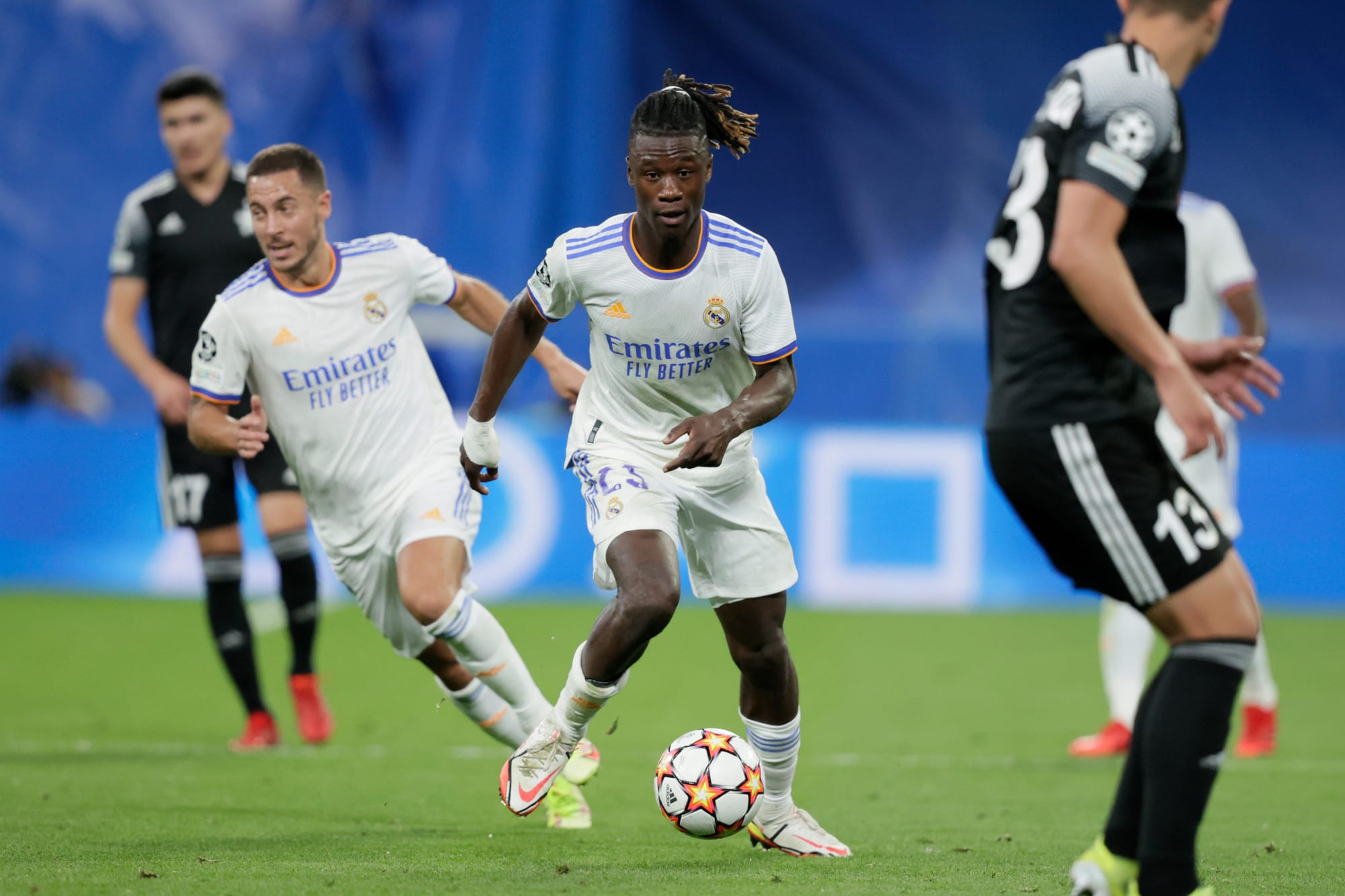 Real Madrid: What will help Eduardo Camavinga's development the most