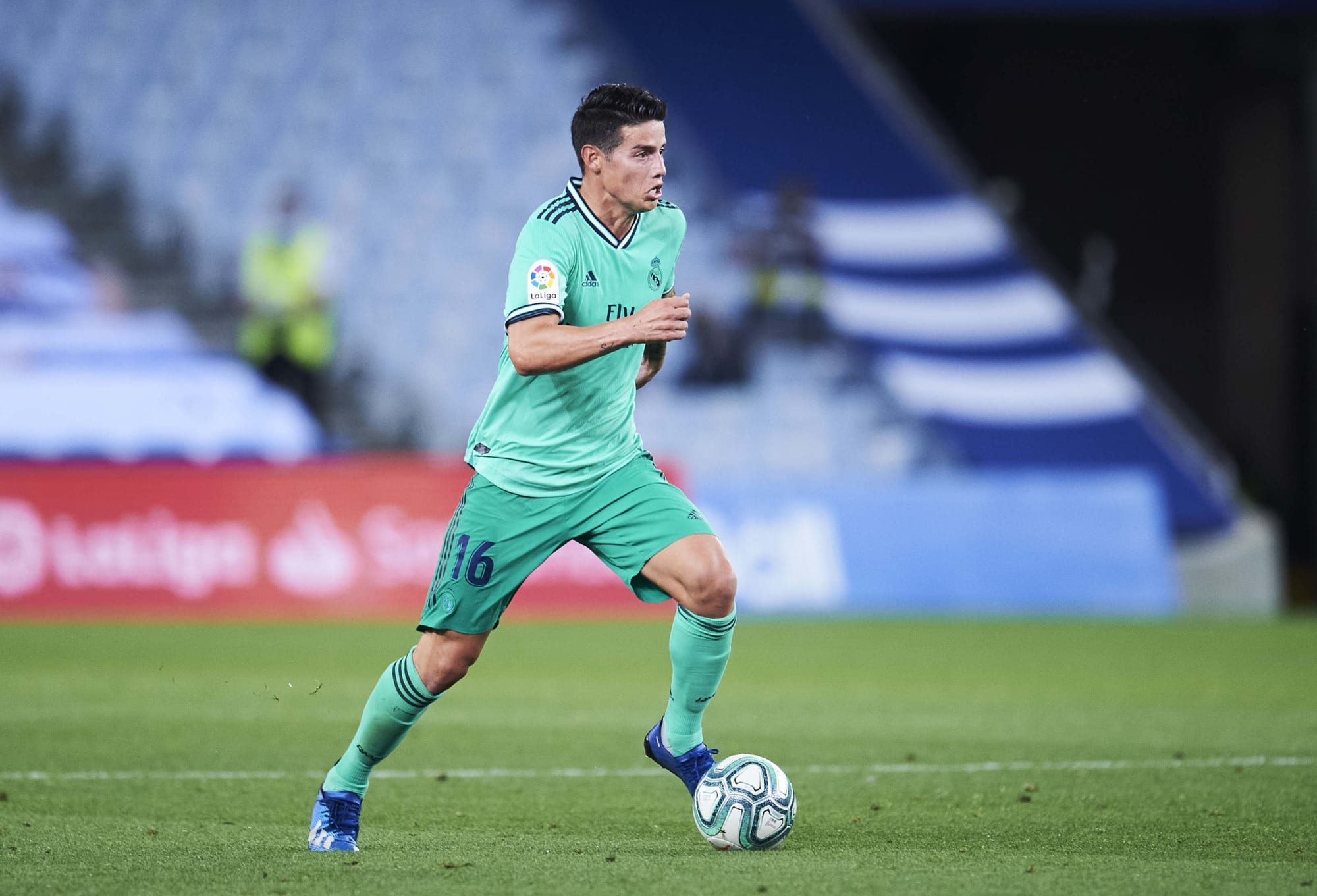 Real Madrid: Top manager linked to James Rodriguez thinks he'll stay