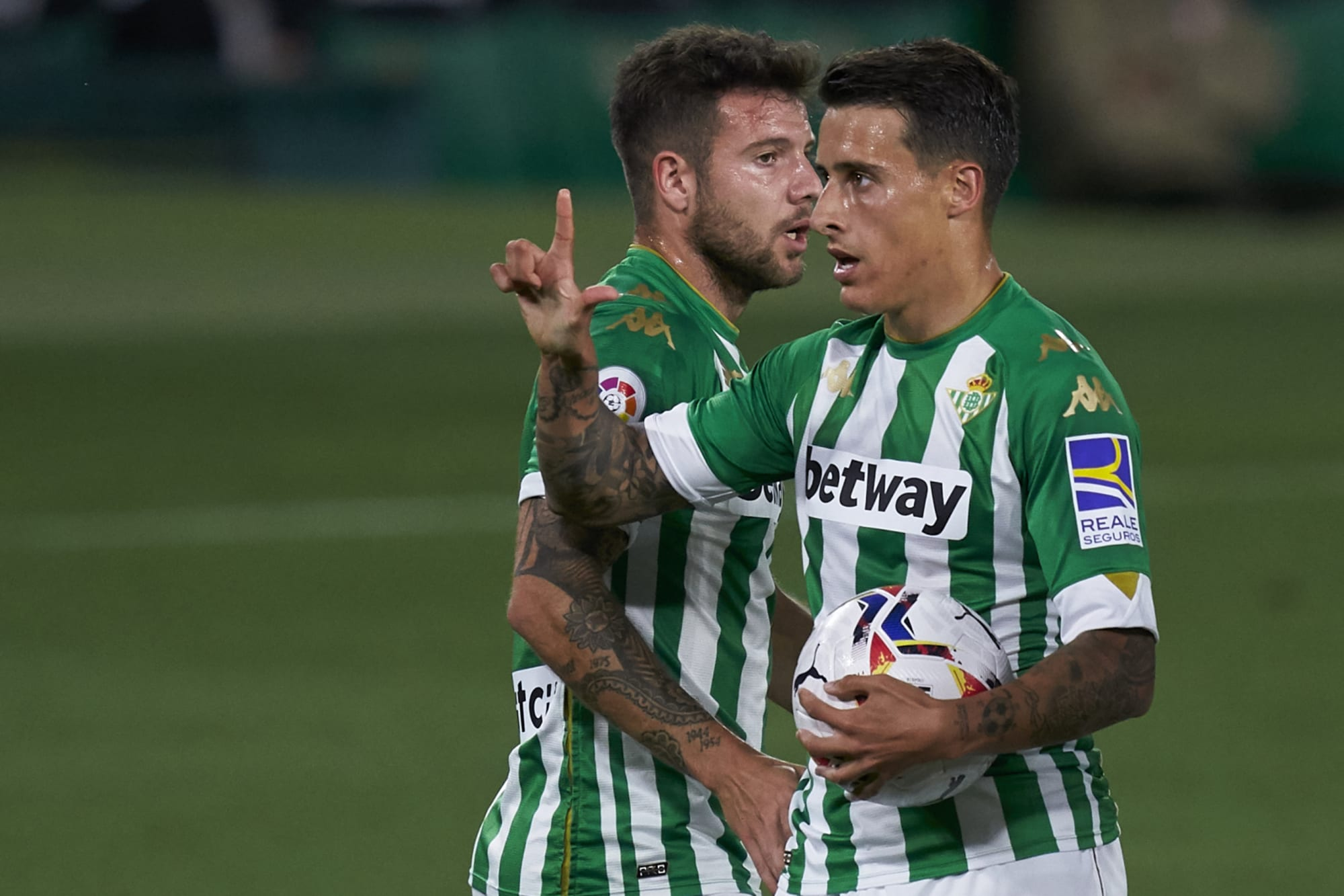 Real Madrid vs. Real Betis: 3 players to watch on Los Verdiblancos
