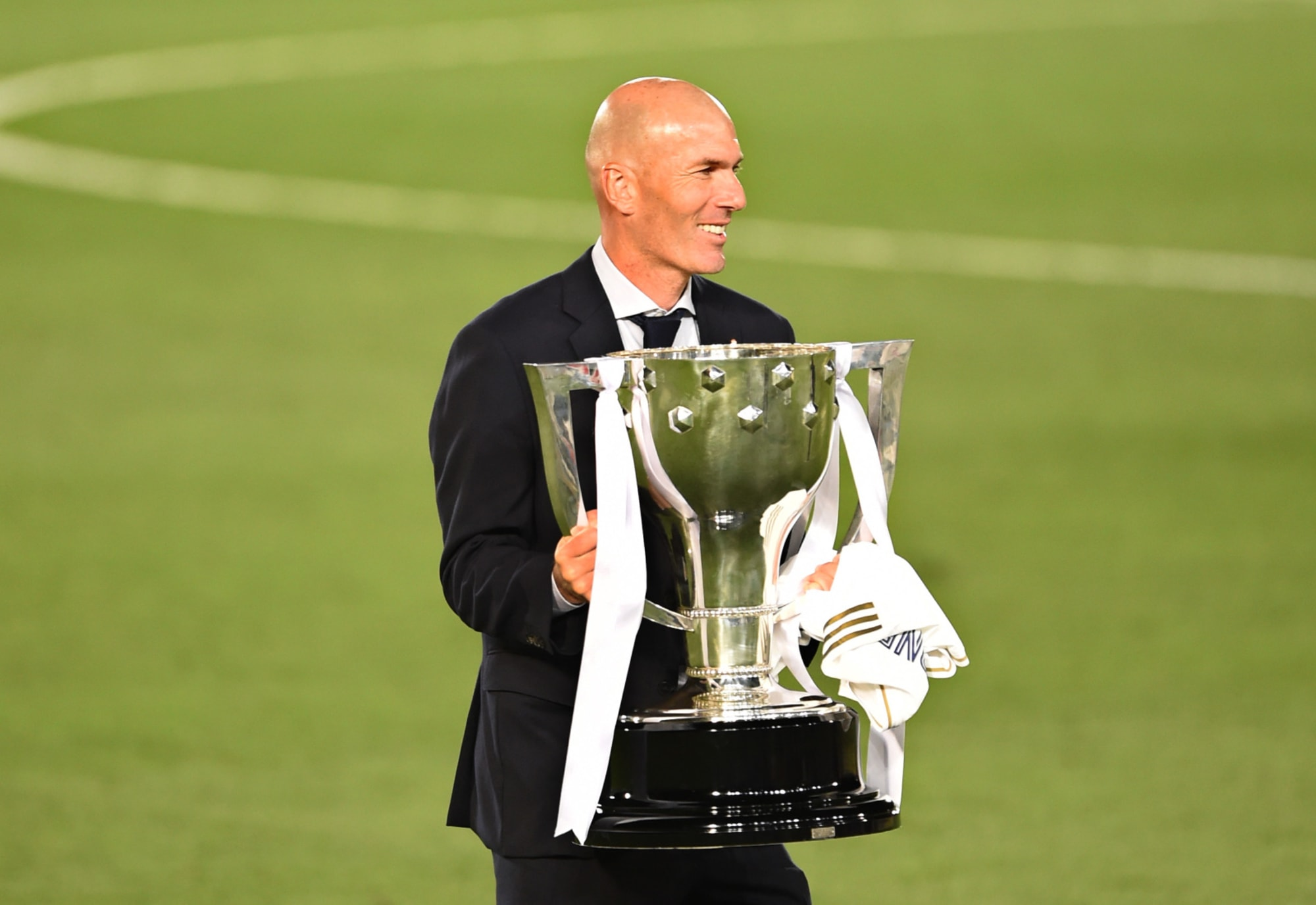 Real Madrid: Debunking the 5 biggest myths about Zinedine Zidane as a manager