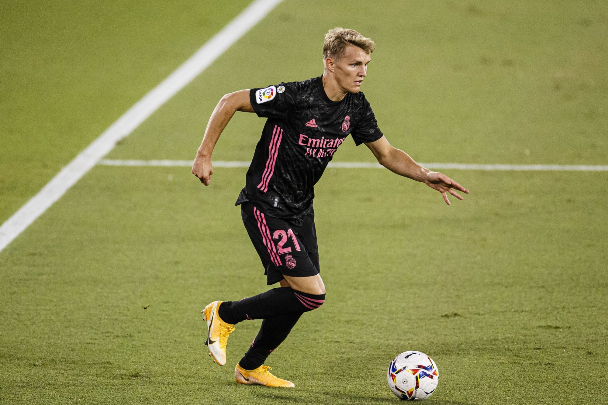 Real Madrid, thankfully, won't consider an option to buy for Martin Odegaard