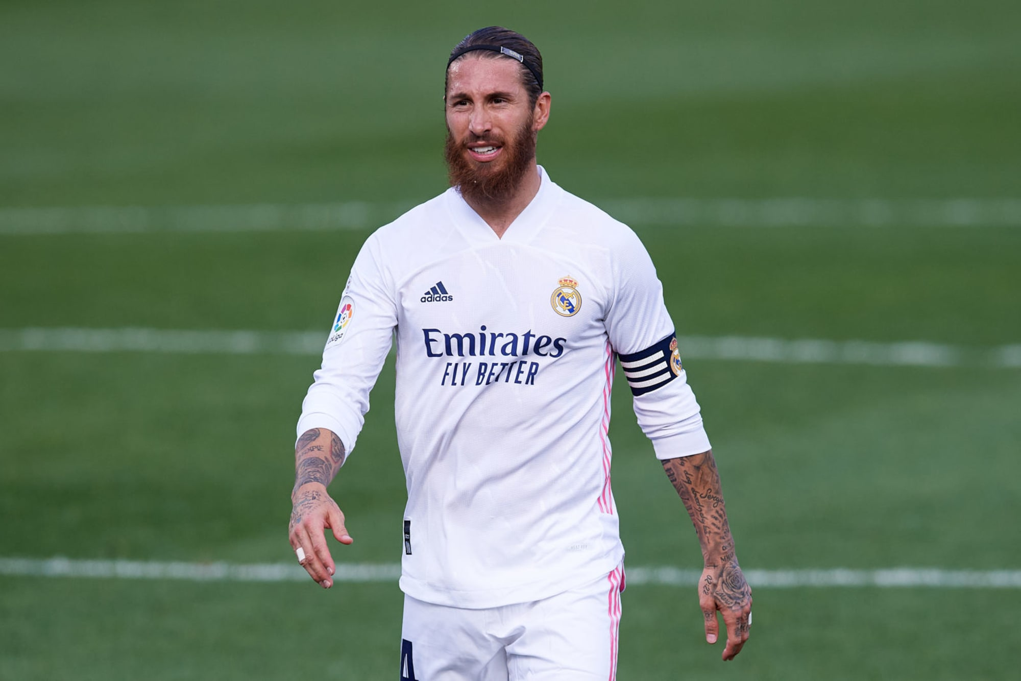 Sergio Ramos makes his intentions clear for contract negotiations