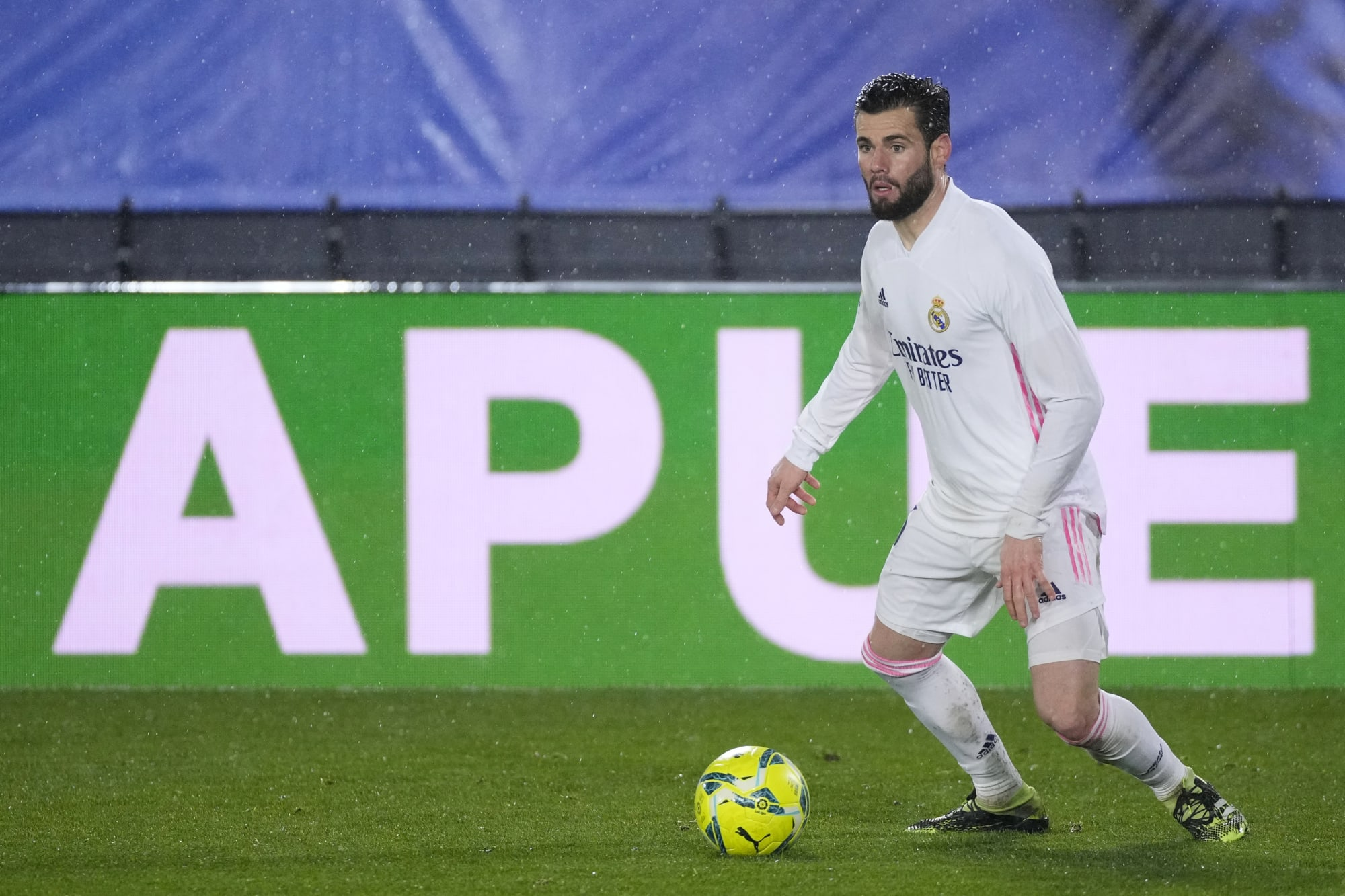 Real Madrid: Nacho has become an important part of the title race