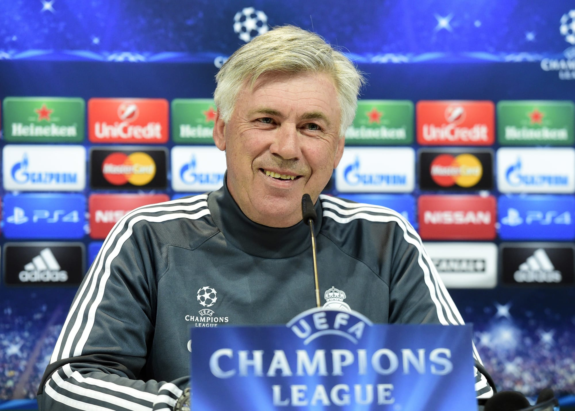 Real Madrid: The three prospects Carlo Ancelotti wants to use