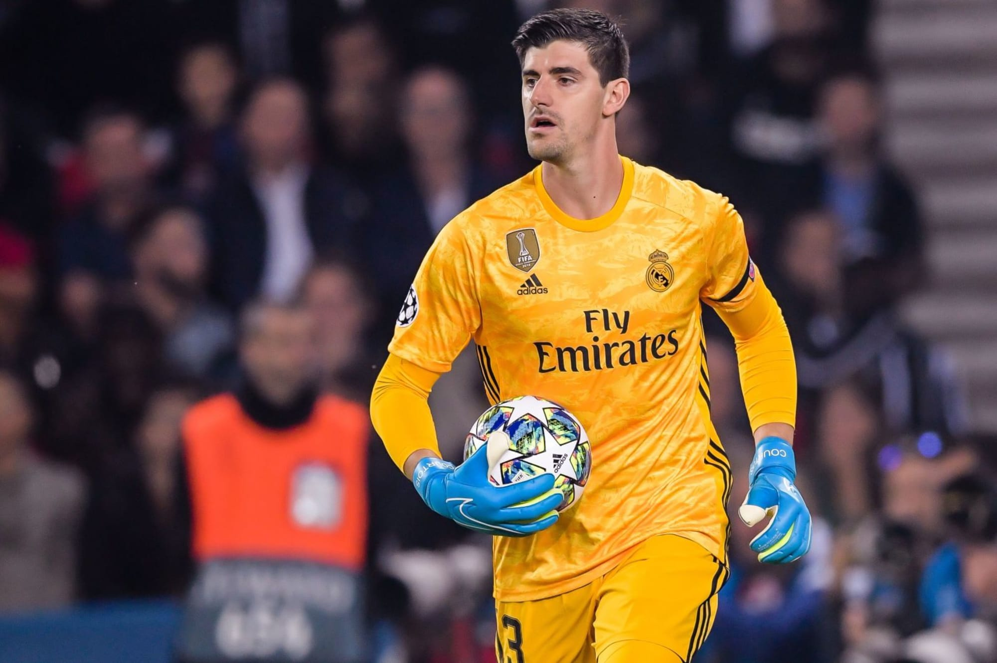 Real Madrid Stock Watch: Thibaut Courtois Leads The Way