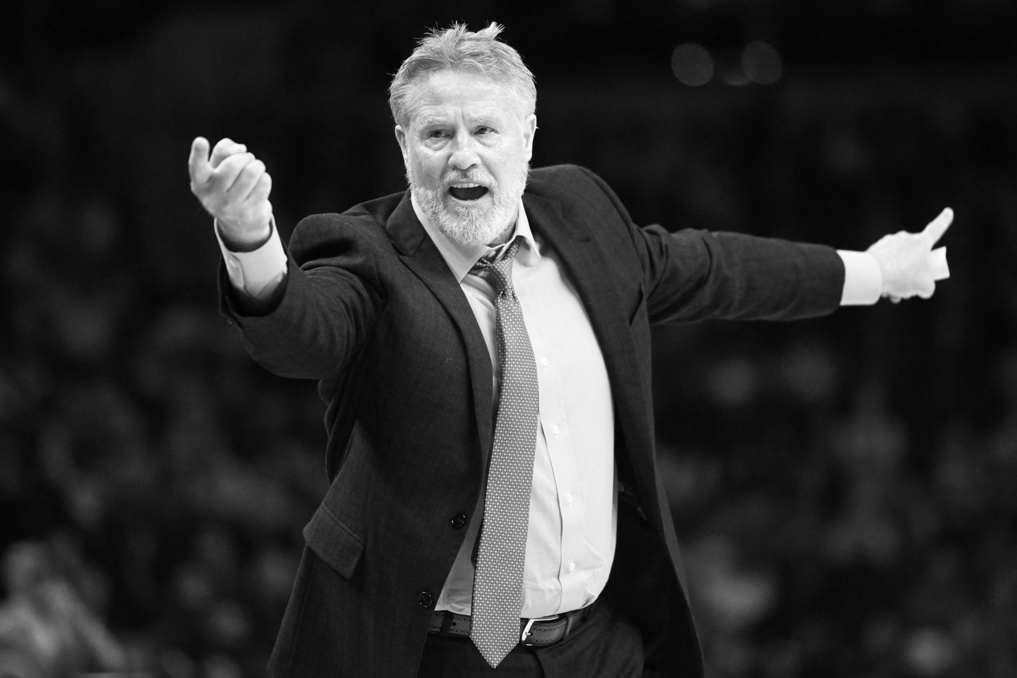 Philadelphia 76ers: What must Brett Brown accomplish to keep his job?