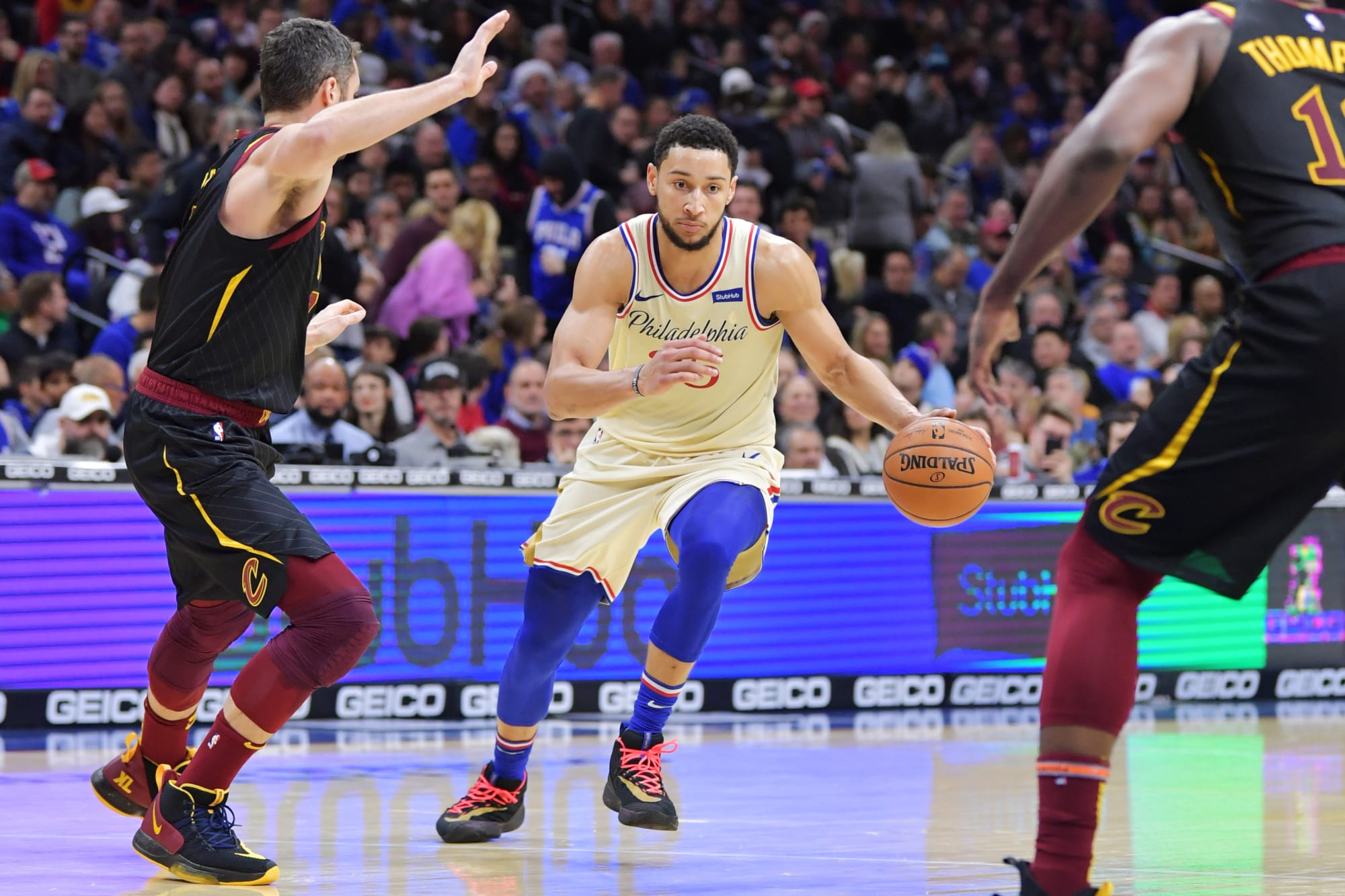 Philadelphia 76ers: No, the Cavaliers won't trade for Ben Simmons