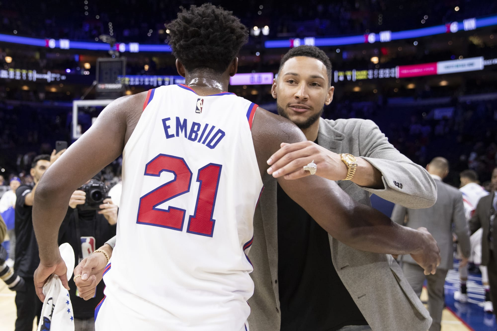 Philadelphia 76ers return: Where do power rankings have them?