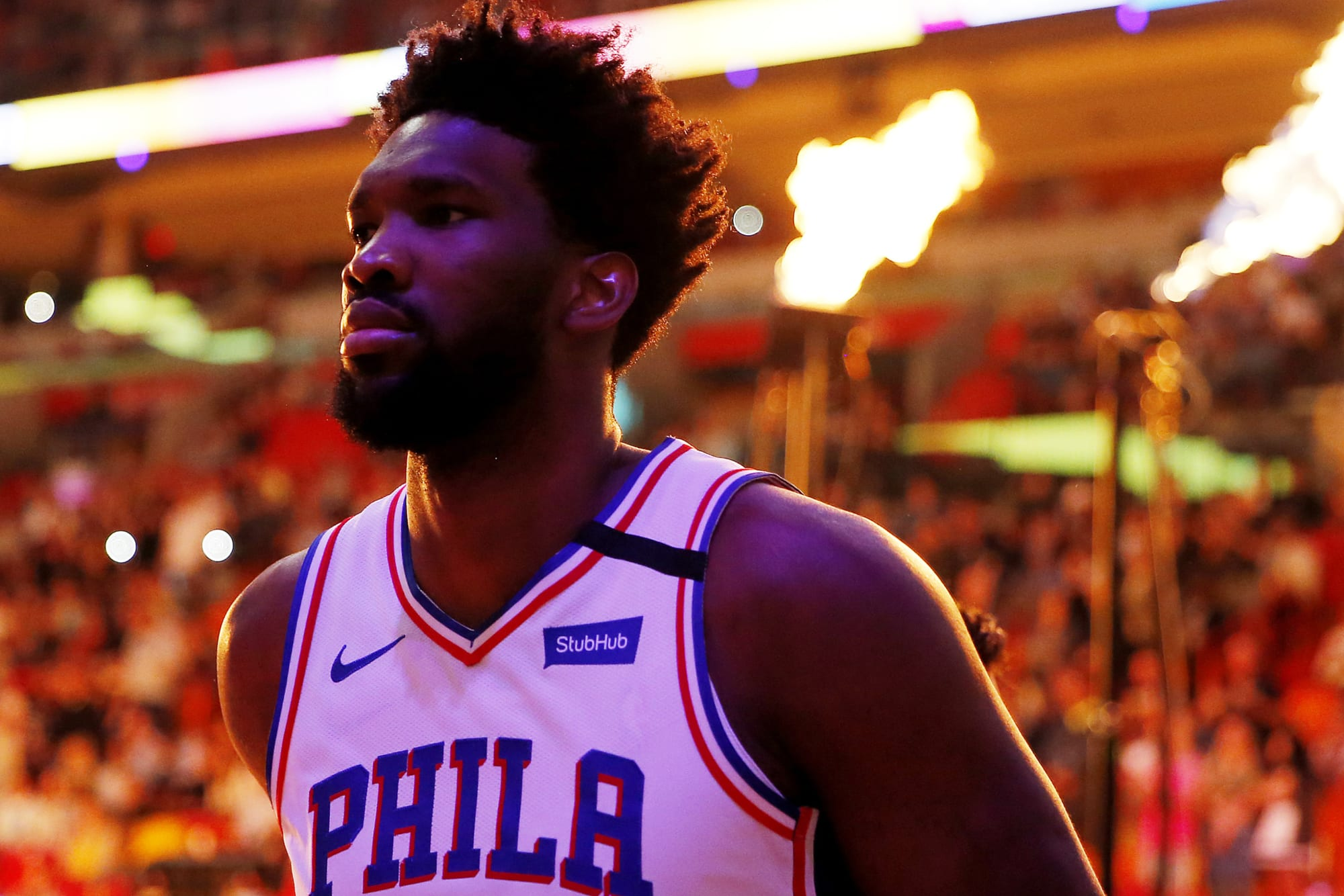 Philadelphia 76ers: Joel Embiid ranked as second-best center in NBA