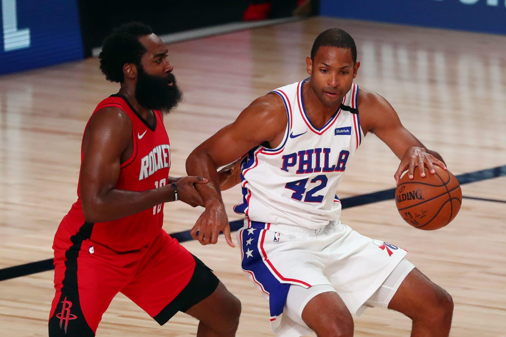 GRADES: Philadelphia 76ers 134, Houston Rockets 96