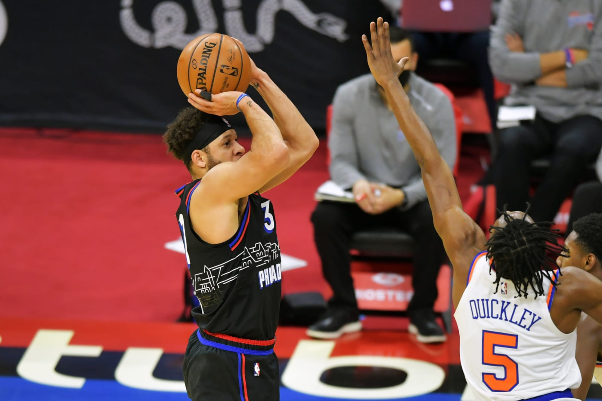 Philadelphia 76ers: Seth Curry is key to playoff success