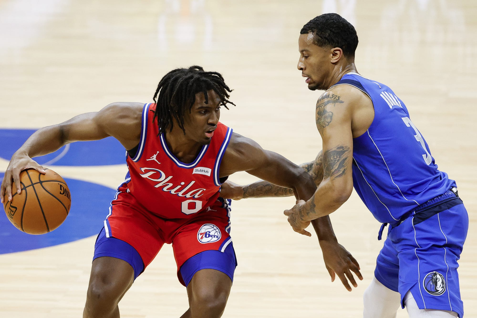 Sixers' Rookie Report: Tyrese Maxey bounced back