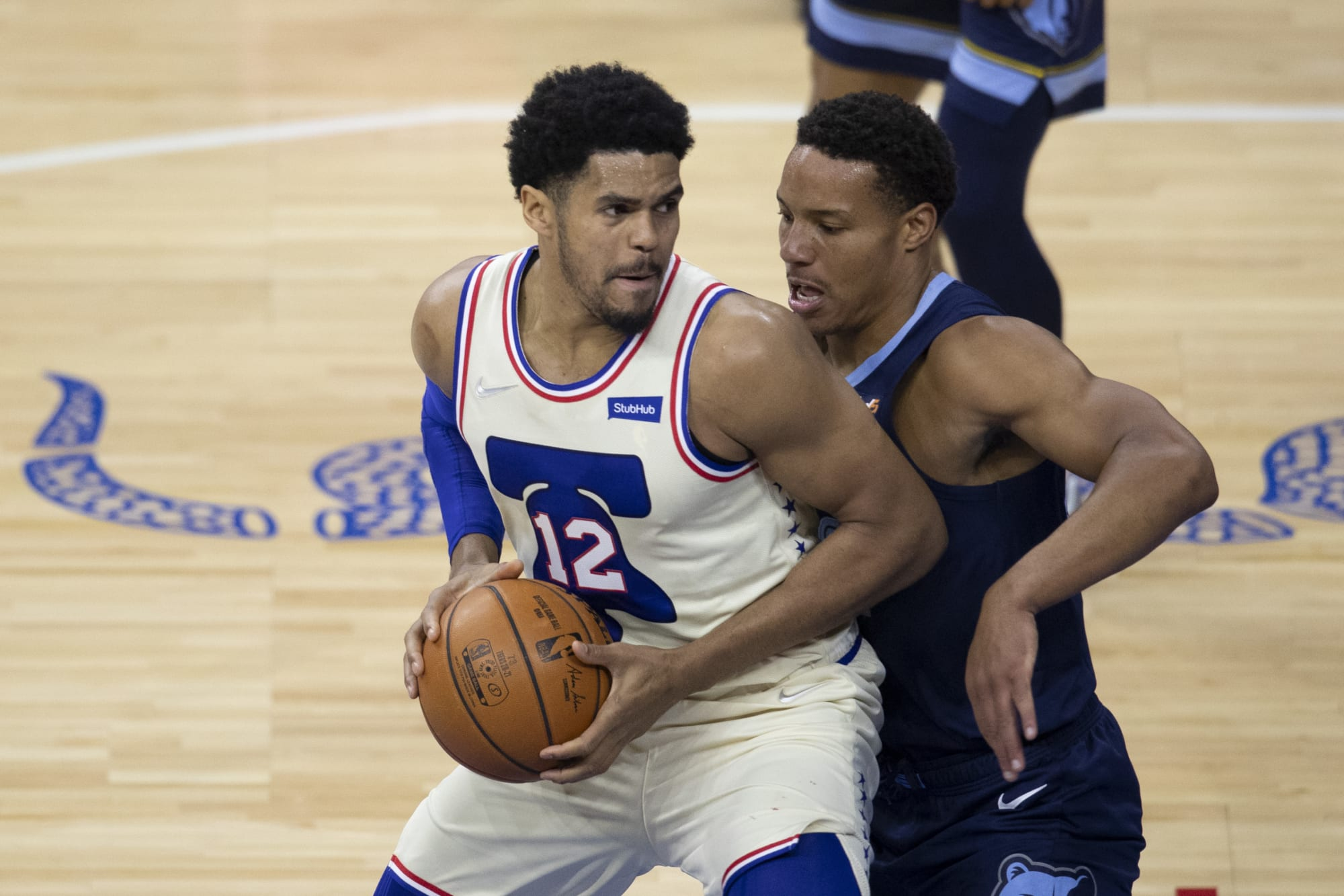 Sixers Player of the Week: Tobias Harris had scoring touch