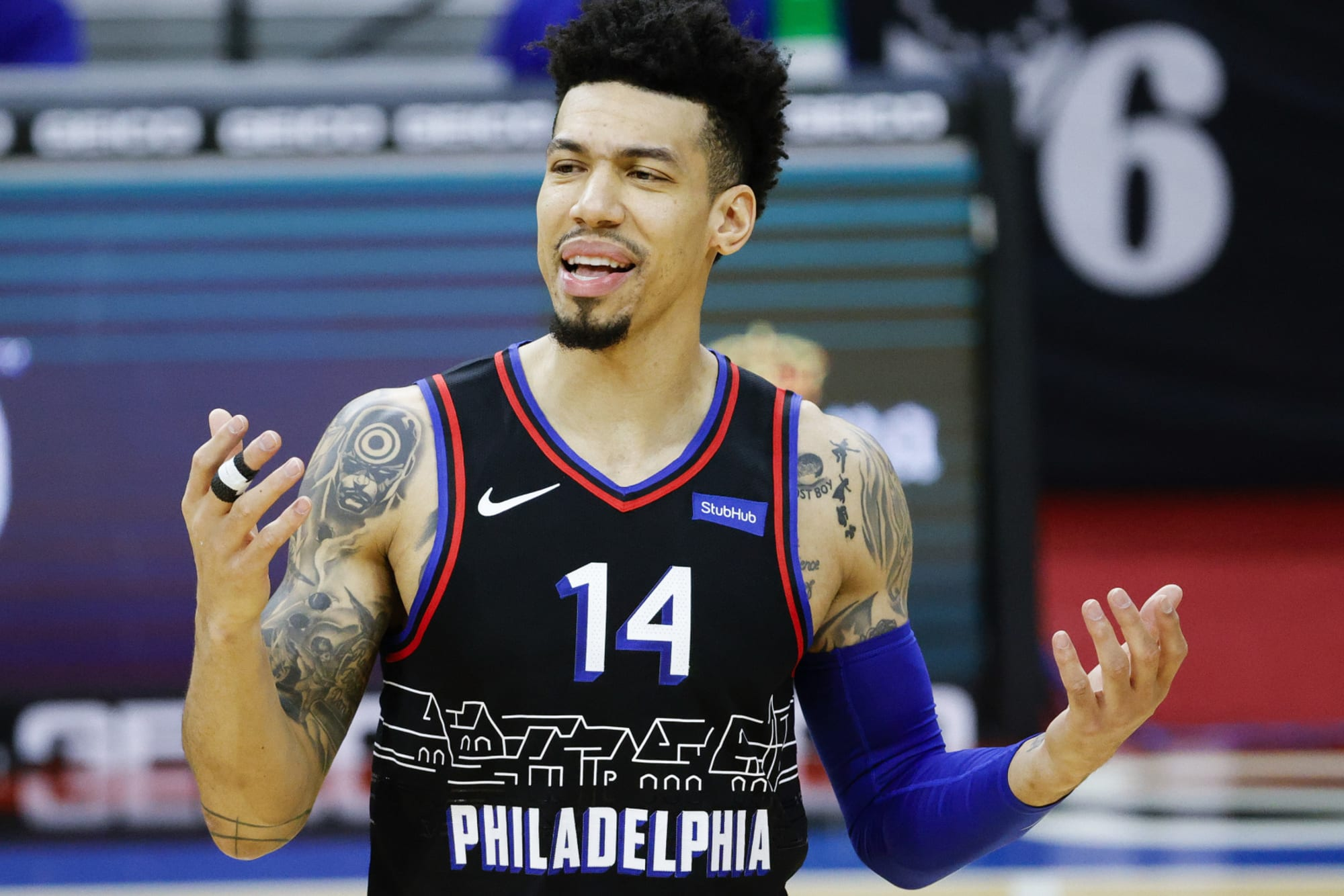 Philadelphia 76ers: Danny Green should come off the bench