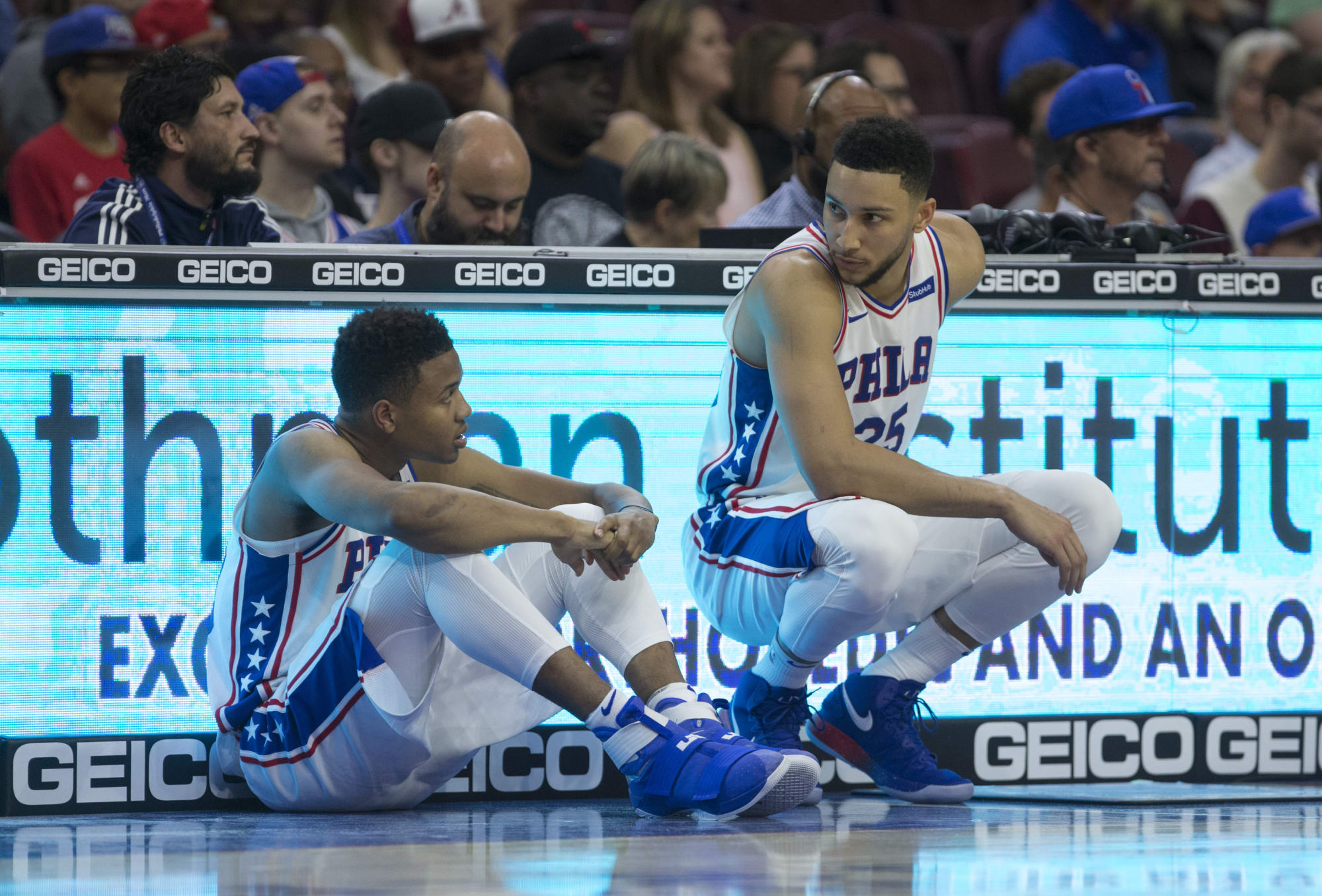 Philadelphia 76ers: Ben Simmons' move to power forward two years too late