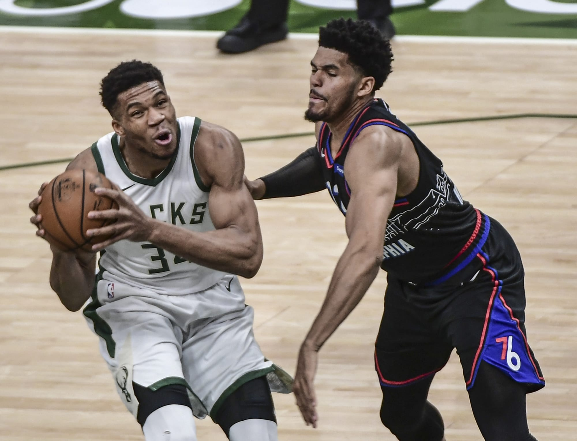 GRADES: Sixers never show up in embarrassing loss to Bucks