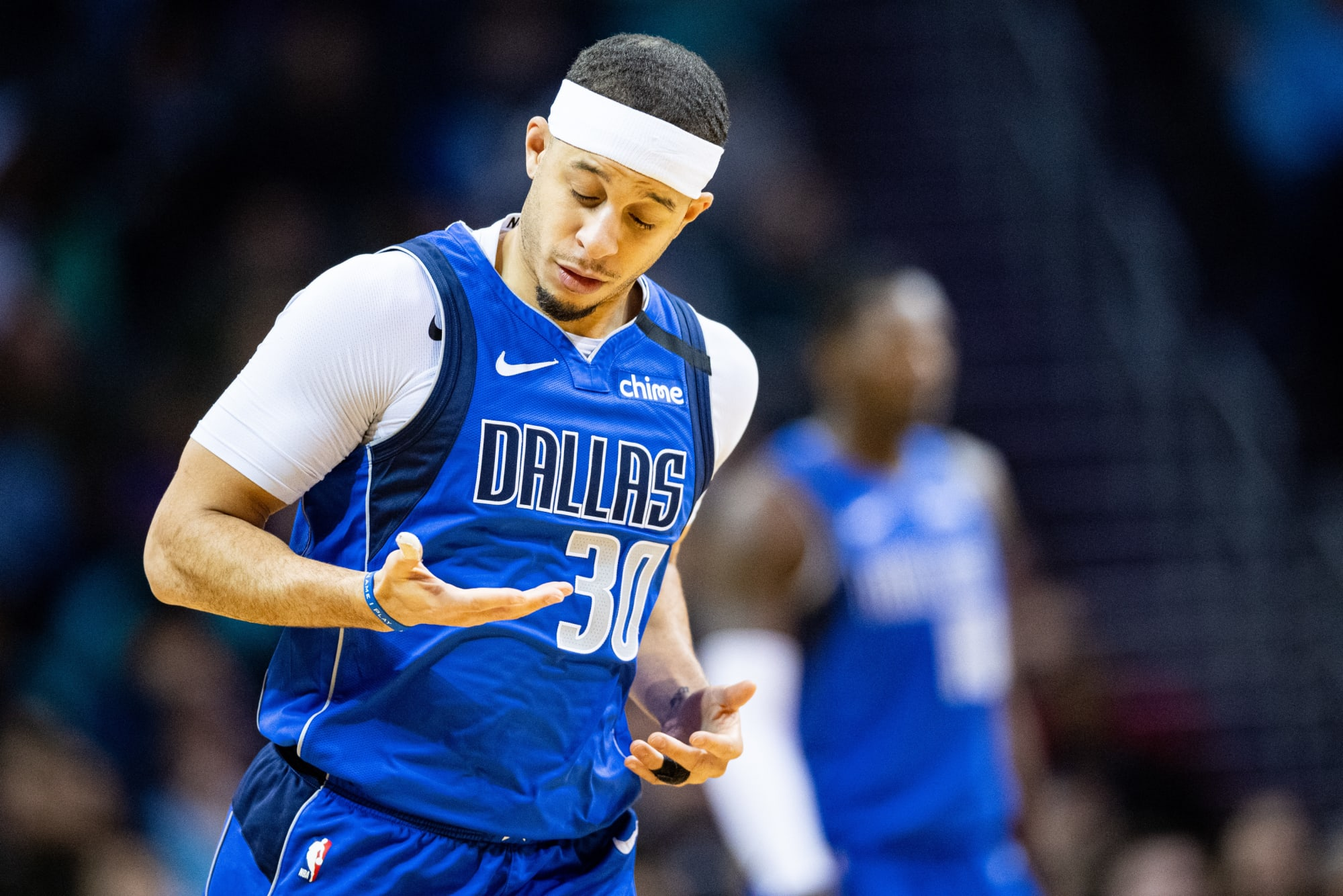 Dallas Mavericks: Looking back at the night Seth Curry could not miss