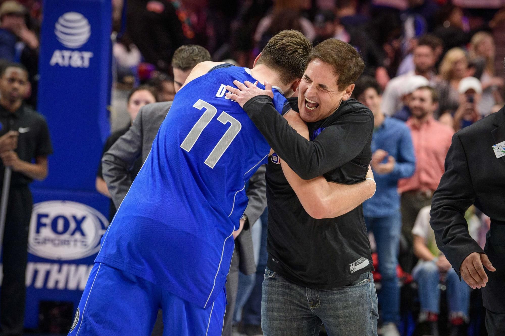 Dallas Mavericks not expecting to trade into the 2021 NBA Draft