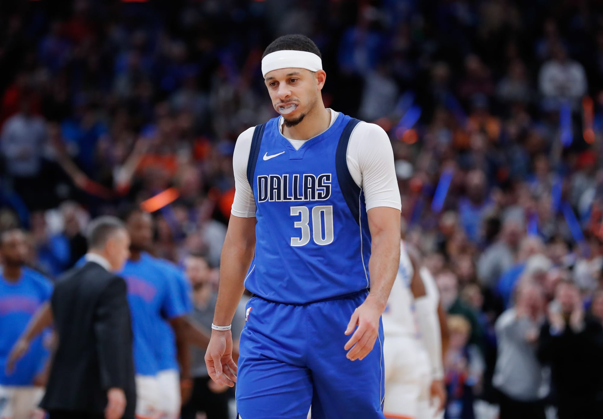 Dallas Mavericks: Seth Curry named one of the most 'Underpaid Players'
