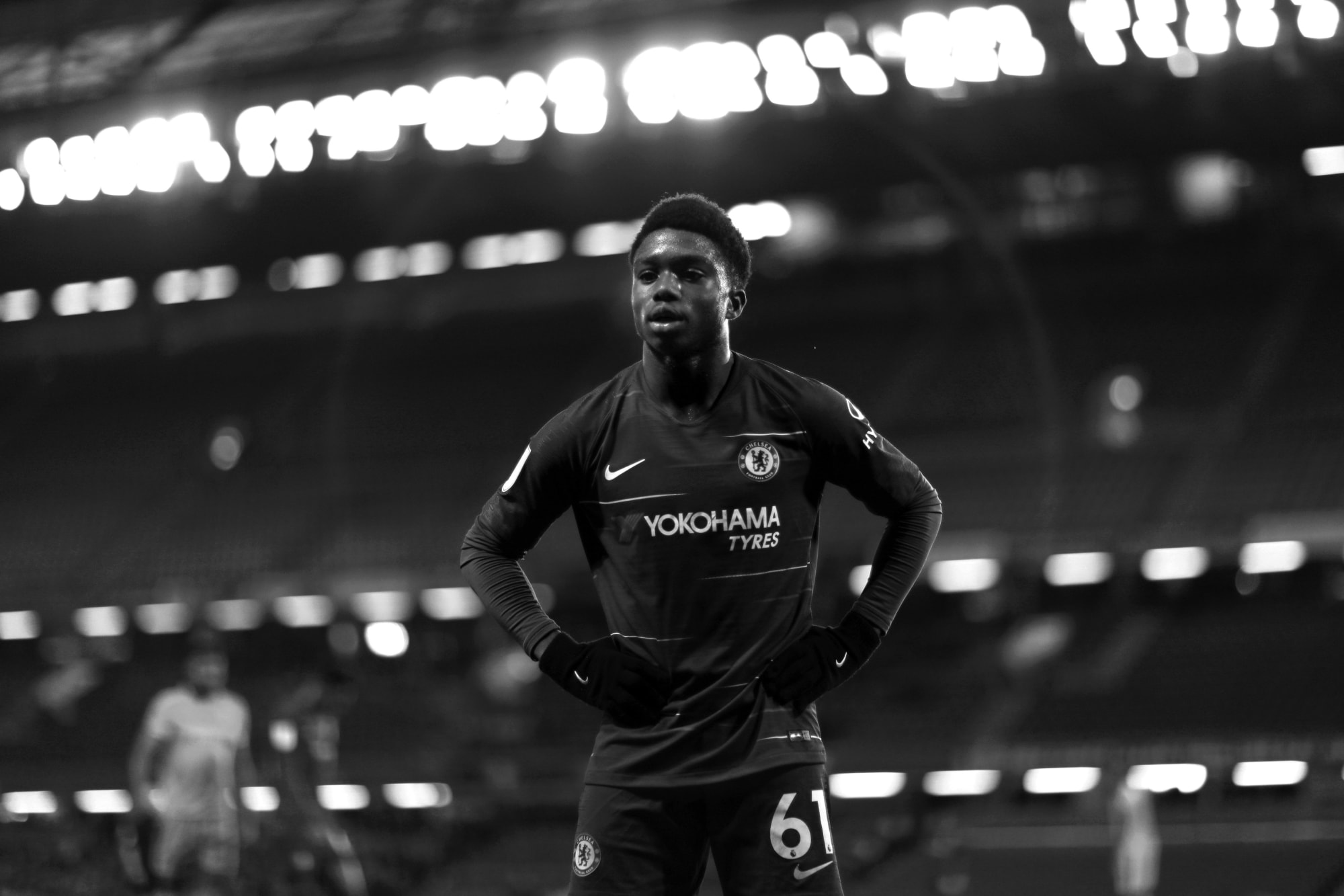 Tariq Lamptey completes the swap from Chelsea to Brighton