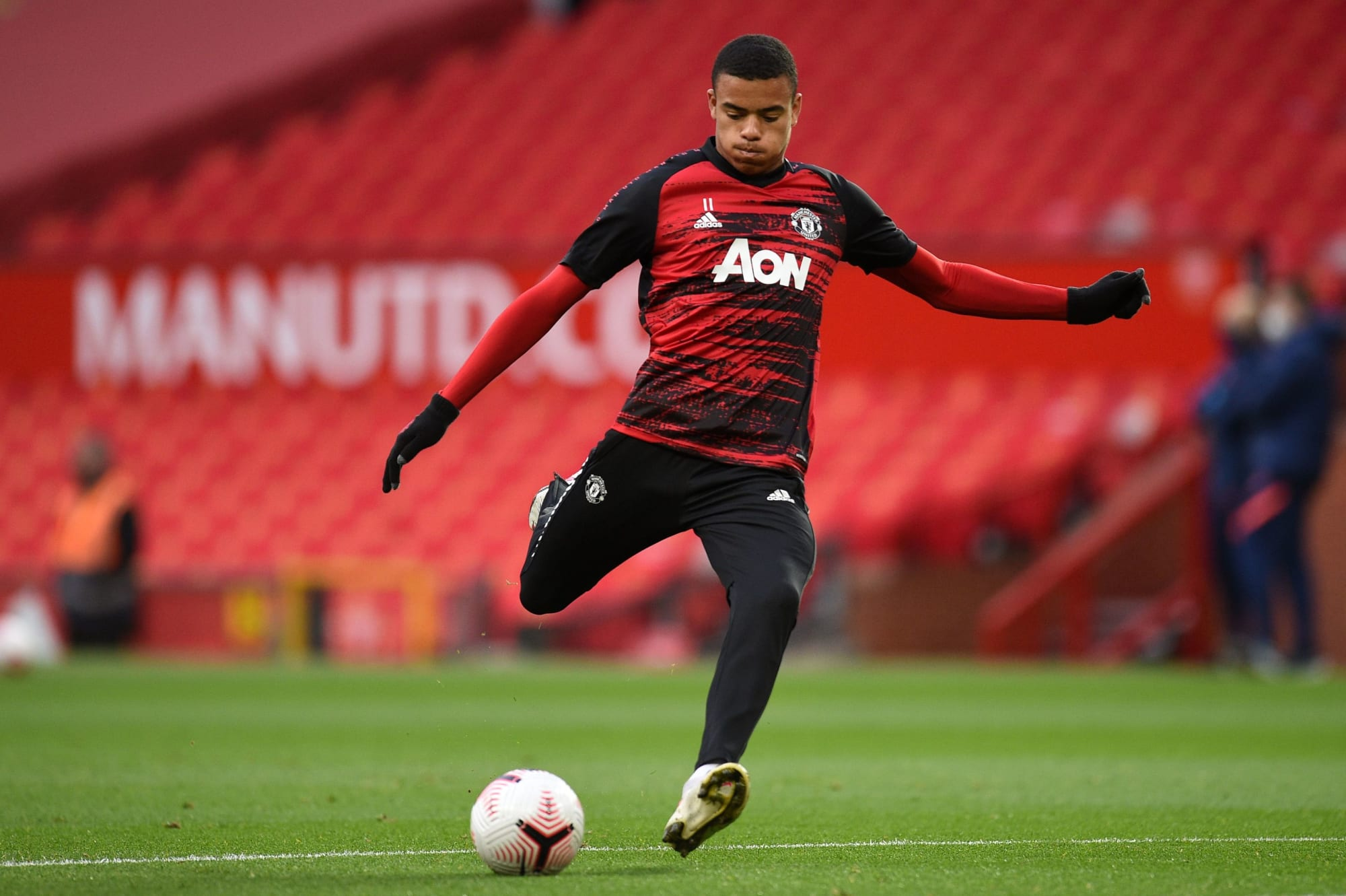 Manchester United youngster has been warned by the club