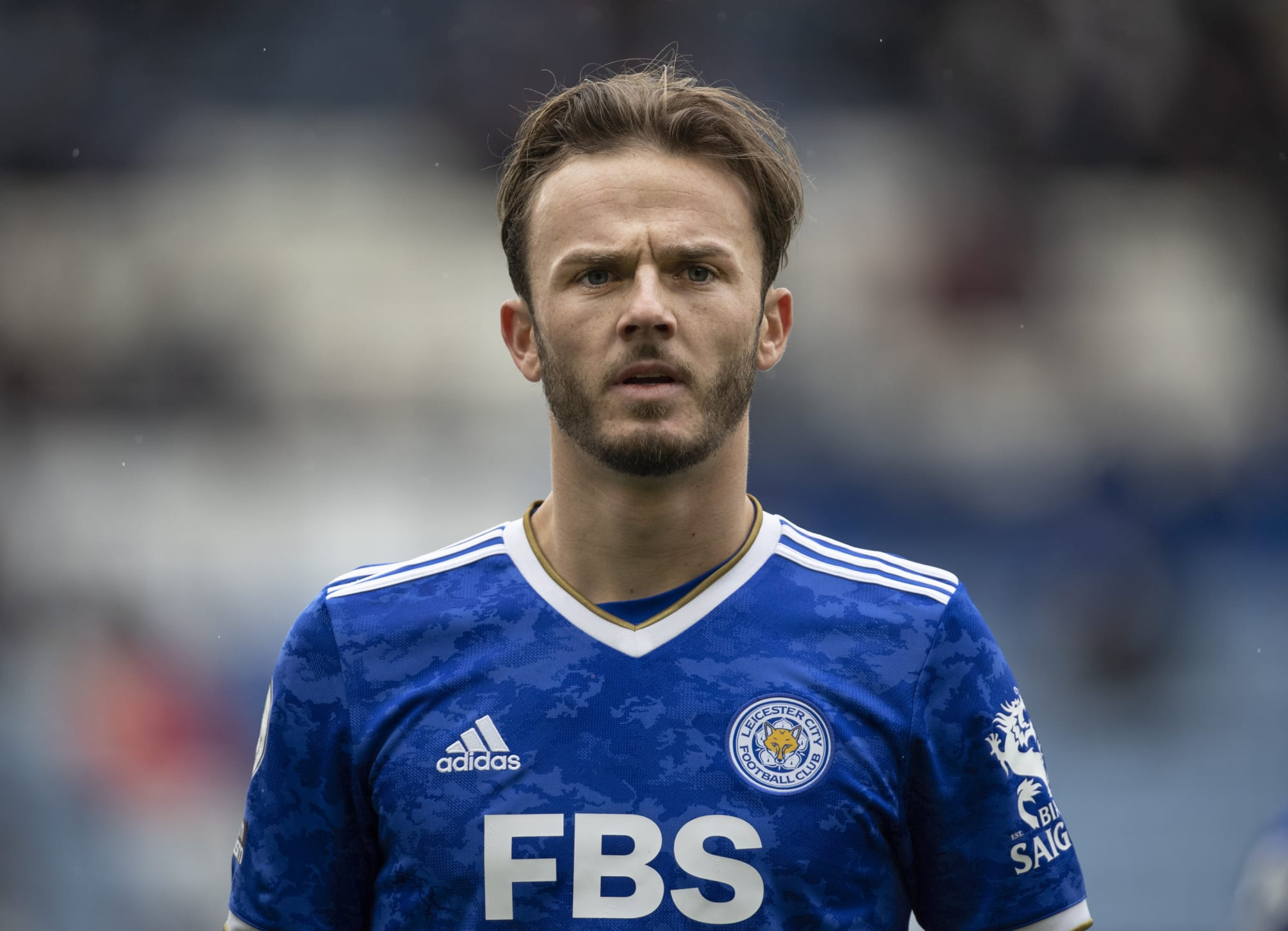 James Maddison: Arsenal make their offer for Leicester City midfielder