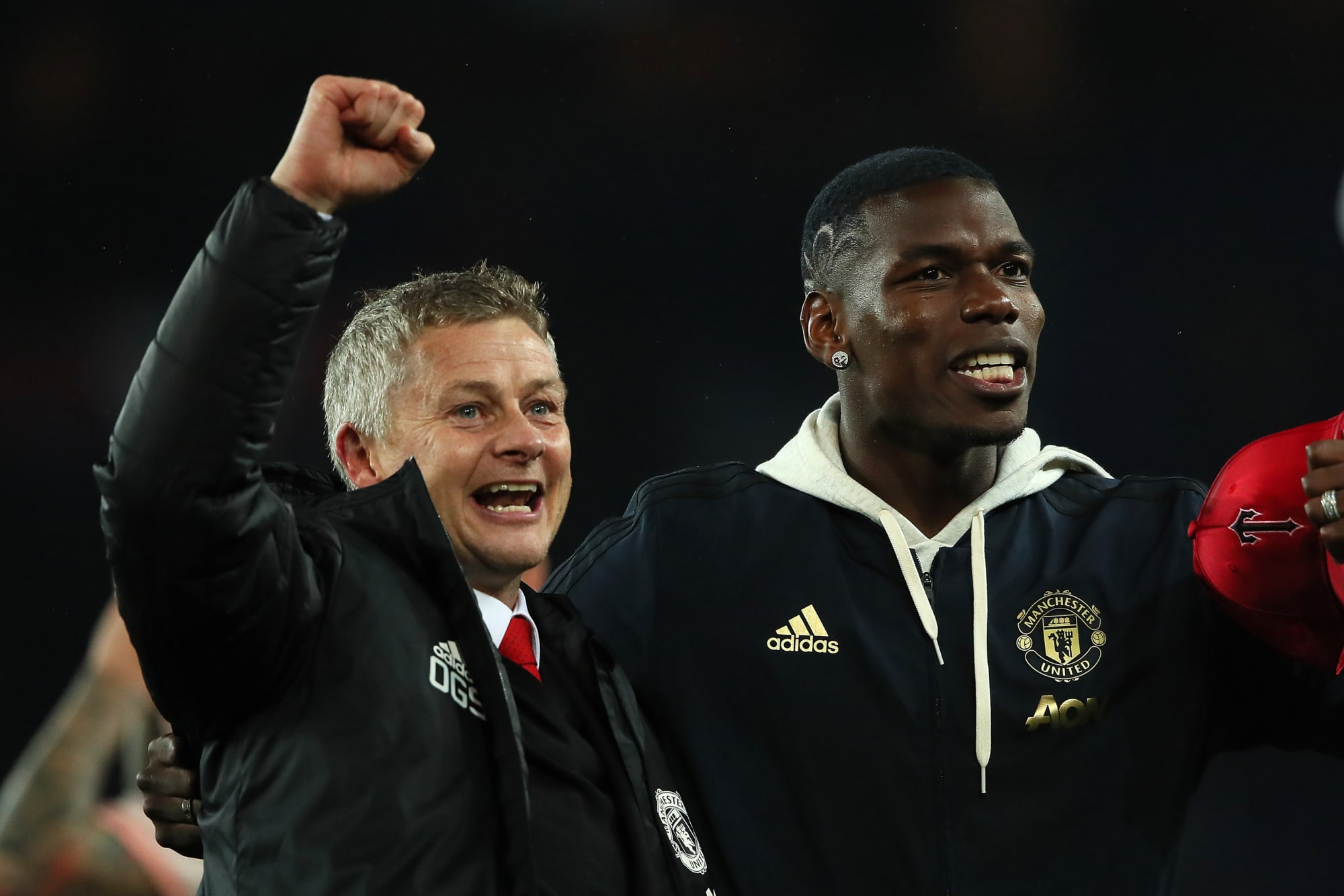 Manchester United: 'Happy' Paul Pogba could extend his Old Trafford stay