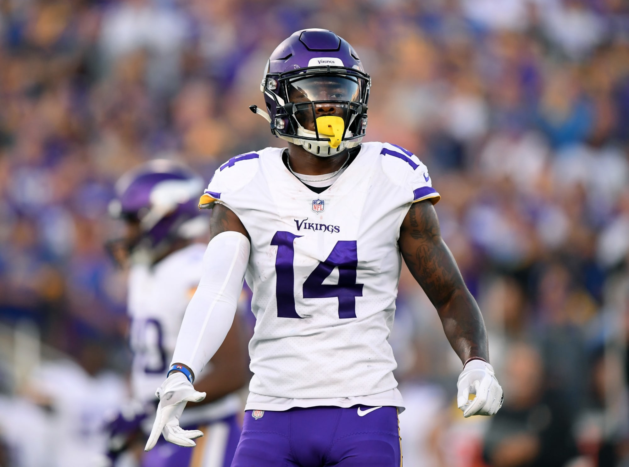What Is The Story Behind Why Stefon Diggs Wears The No 14