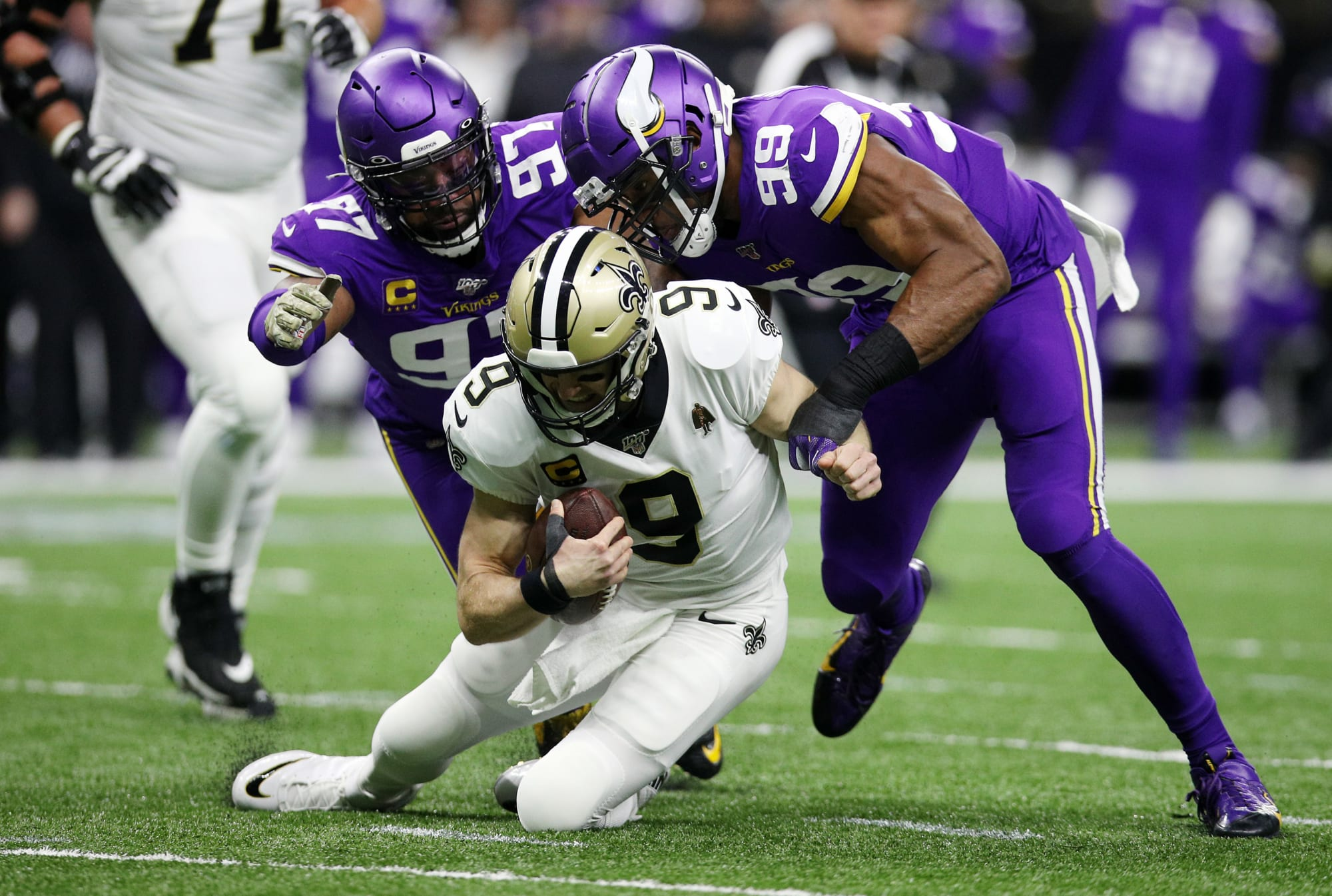 QB who helped steal Super Bowl berth from Vikings set to retire