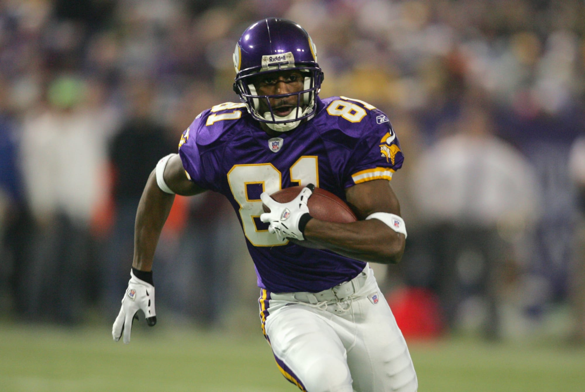 Former Vikings receiver has a powerful response to Drew Brees