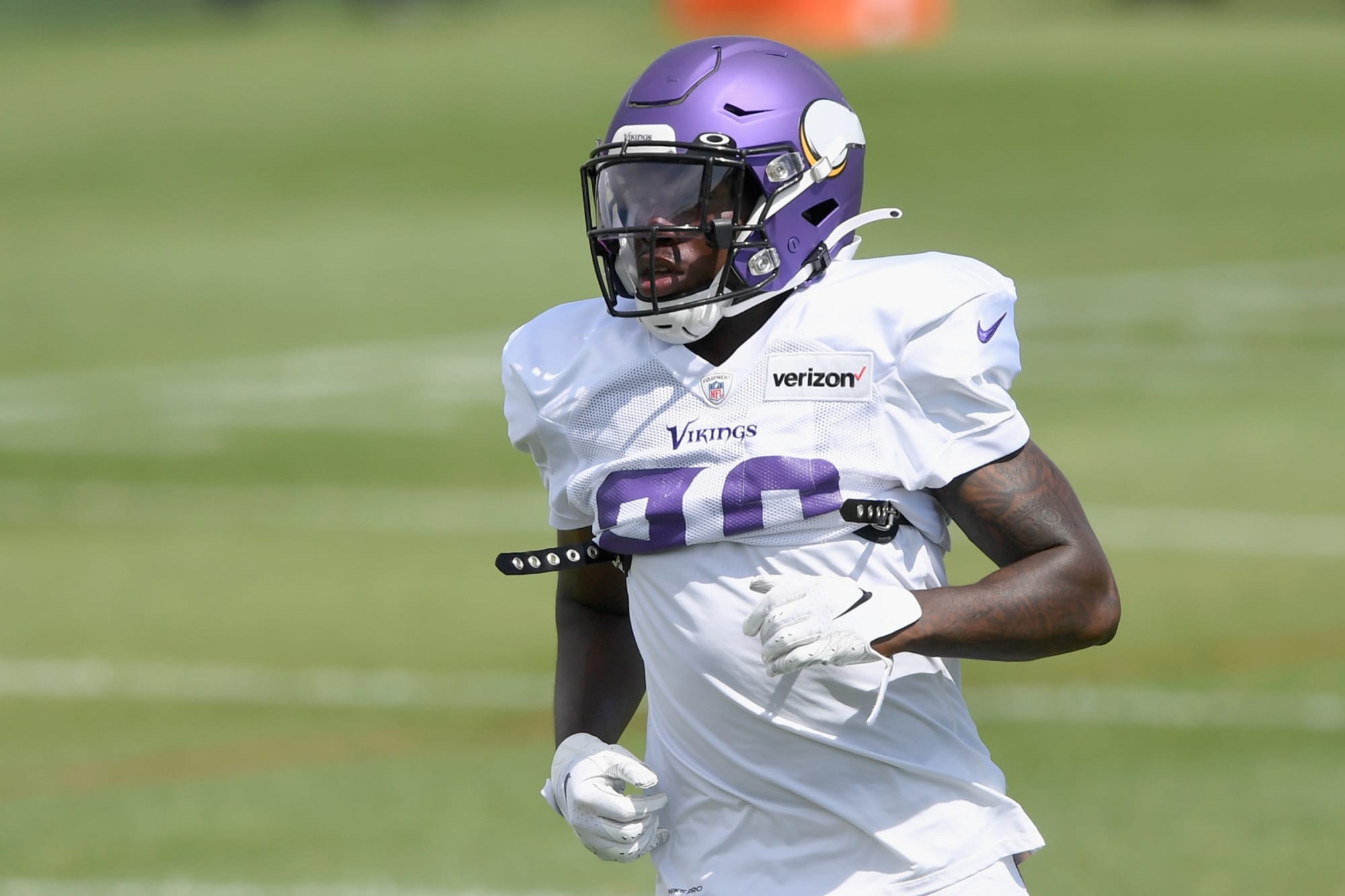 5 things to know about Vikings rookie CB Jeff Gladney - The Viking Age