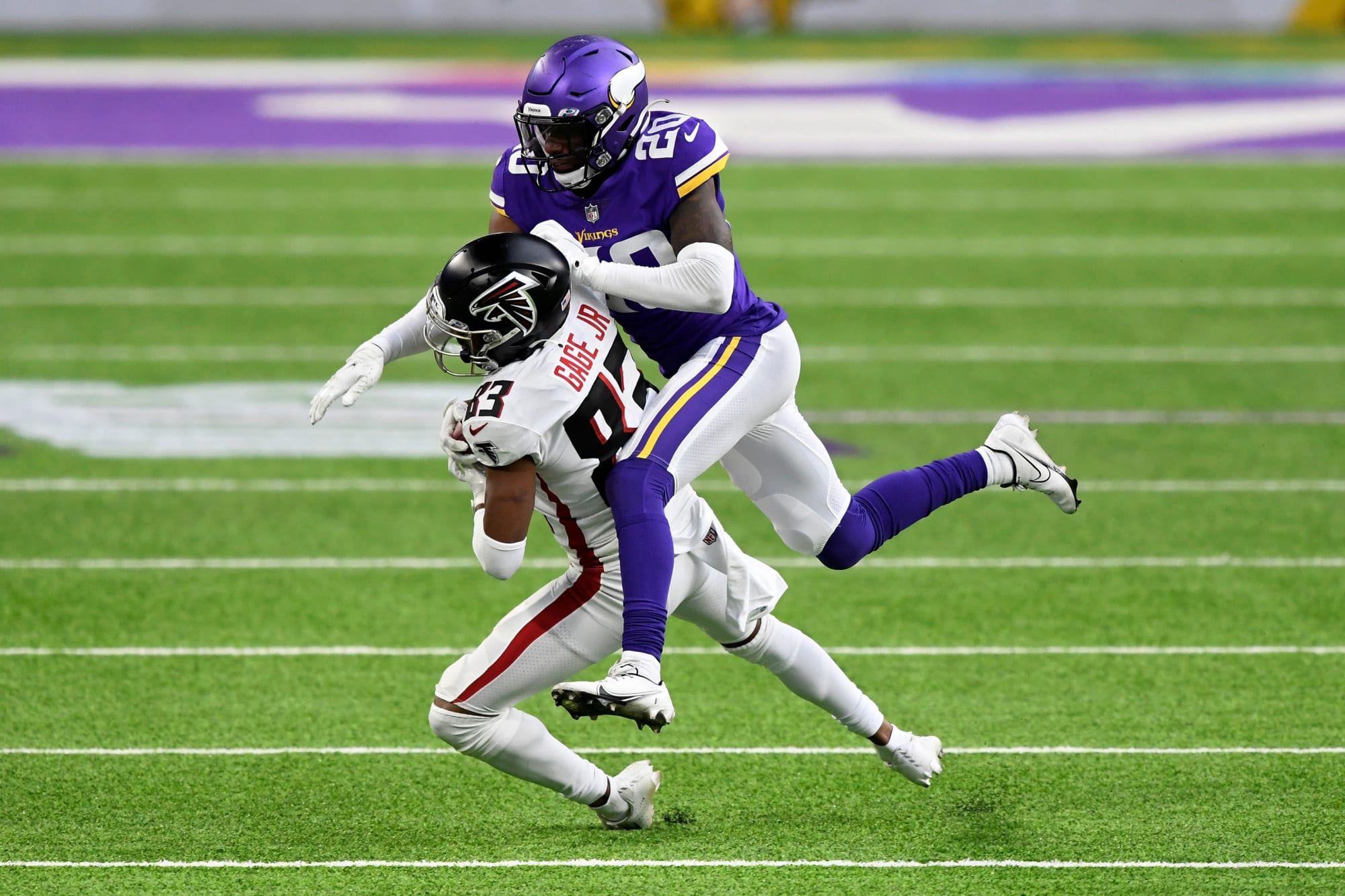 No need to worry about the future of Jeff Gladney in Minnesota - The Viking Age