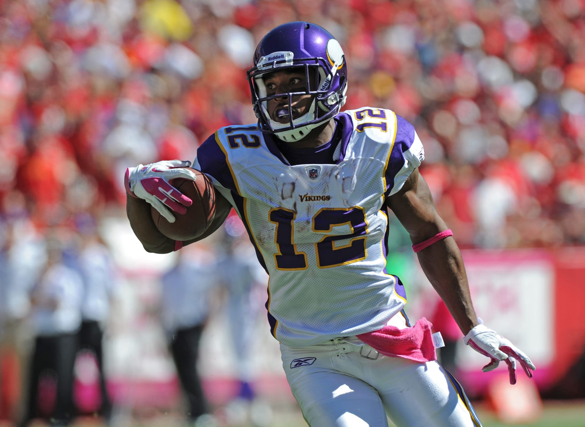The legend of Percy Harvin will never stop growing