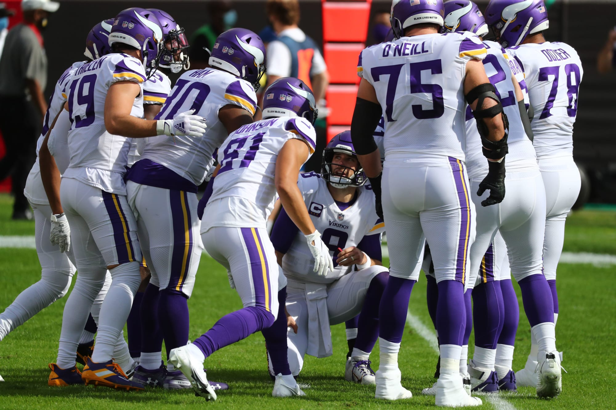 How Bad Are The Vikings Playoff Chances After Their Loss To The Bucs