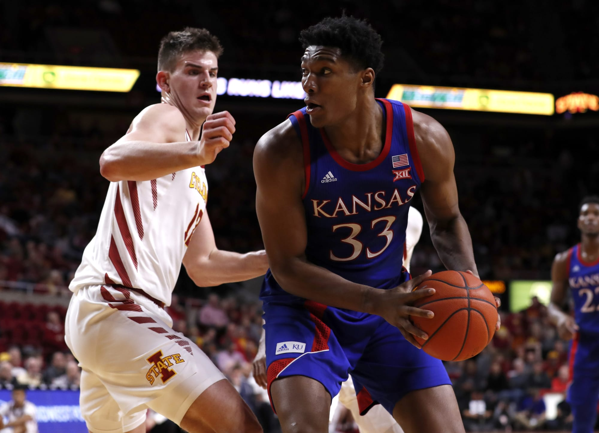Kansas basketball's 2020 non-conference schedule is ridiculously difficult