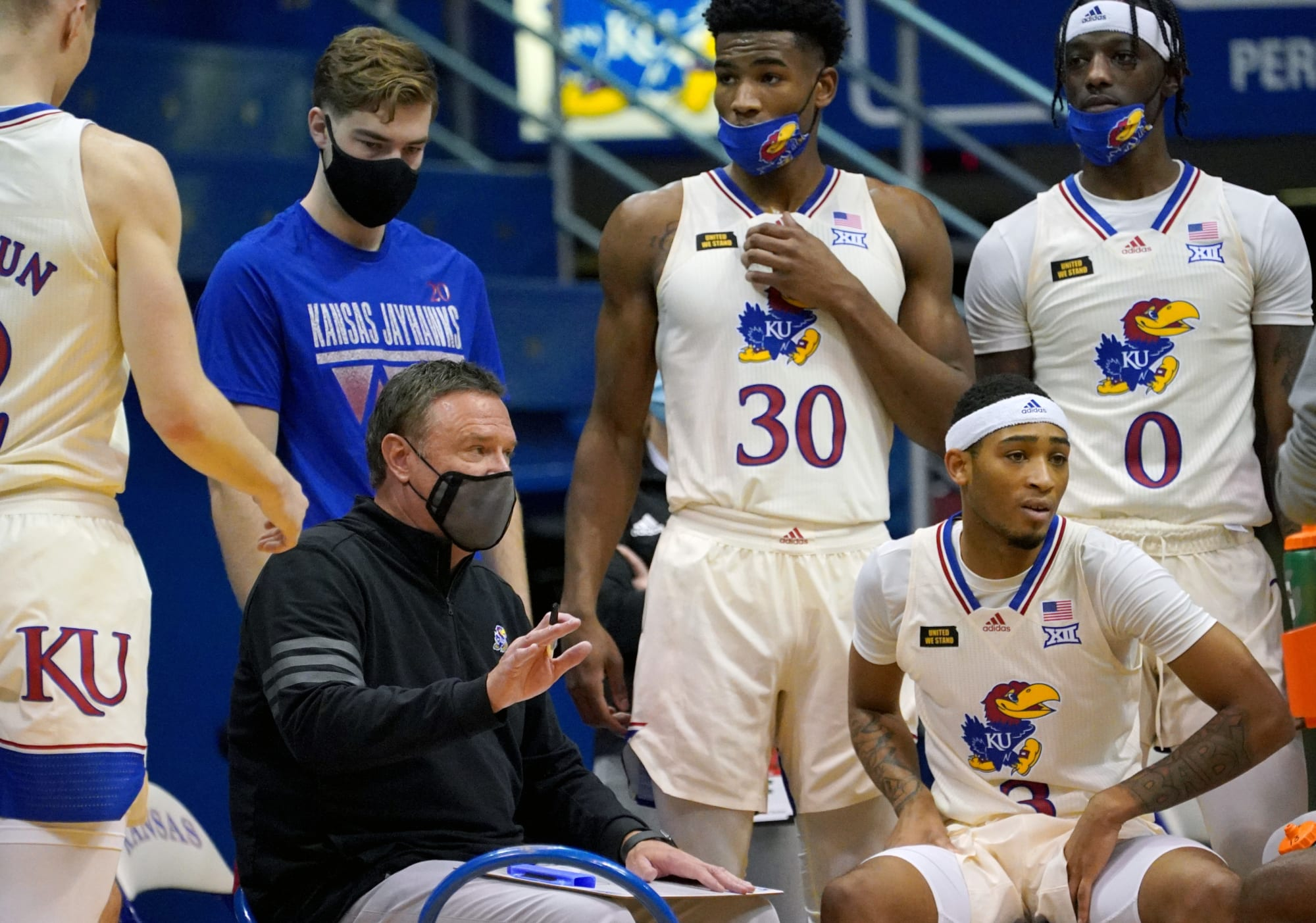 Kansas basketball: Following postponement against Iowa State, the Jayhawks should set their concerns to Baylor on Monday